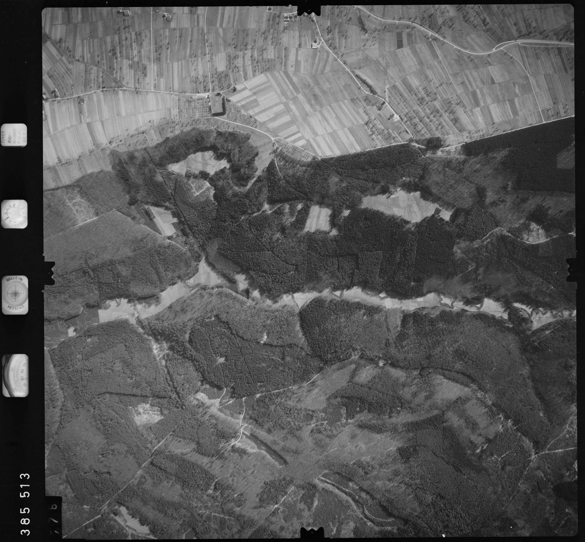 Luftbild: Film 23 Bildnr. 475, Bild 1