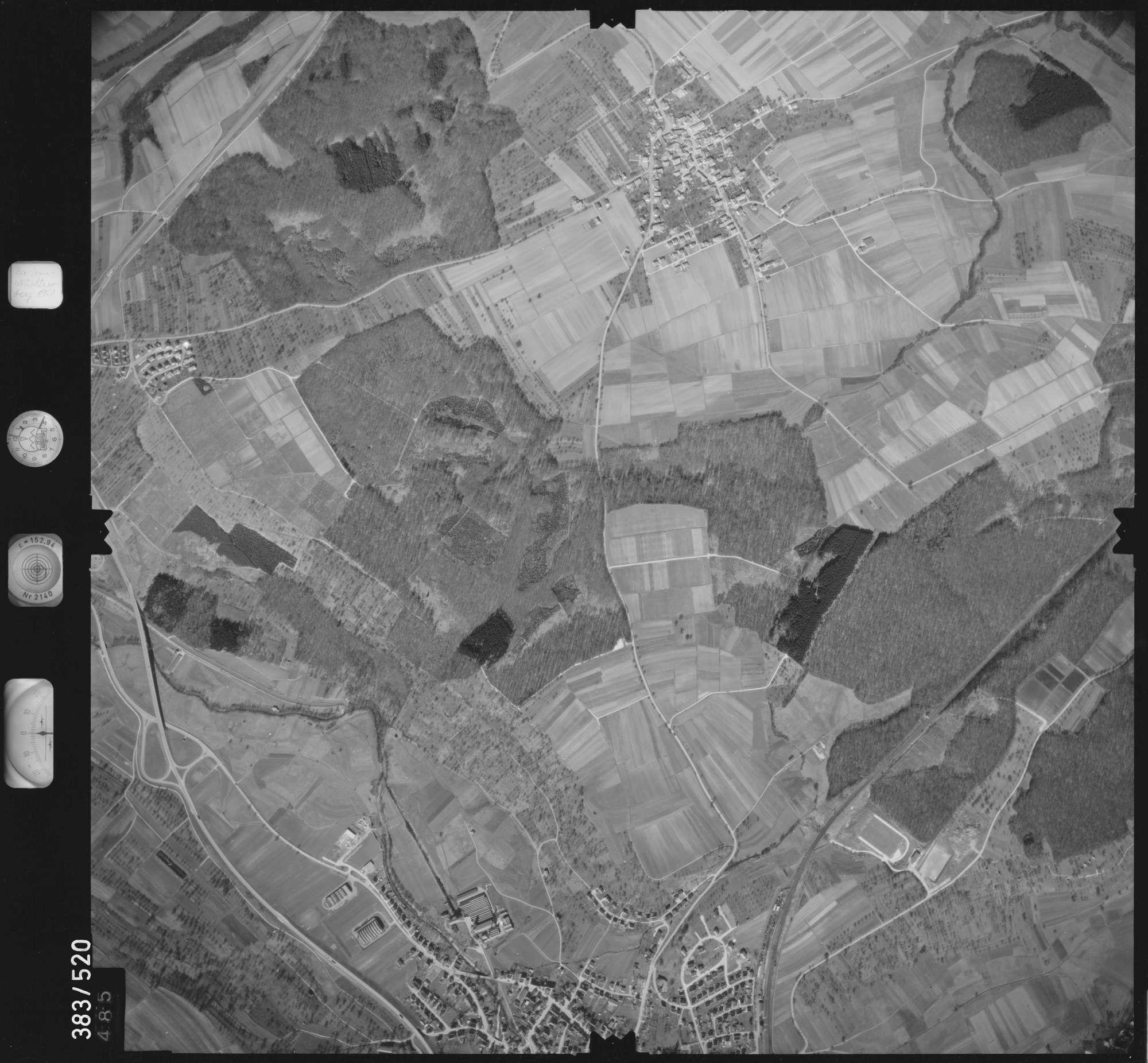 Luftbild: Film 26 Bildnr. 485, Bild 1