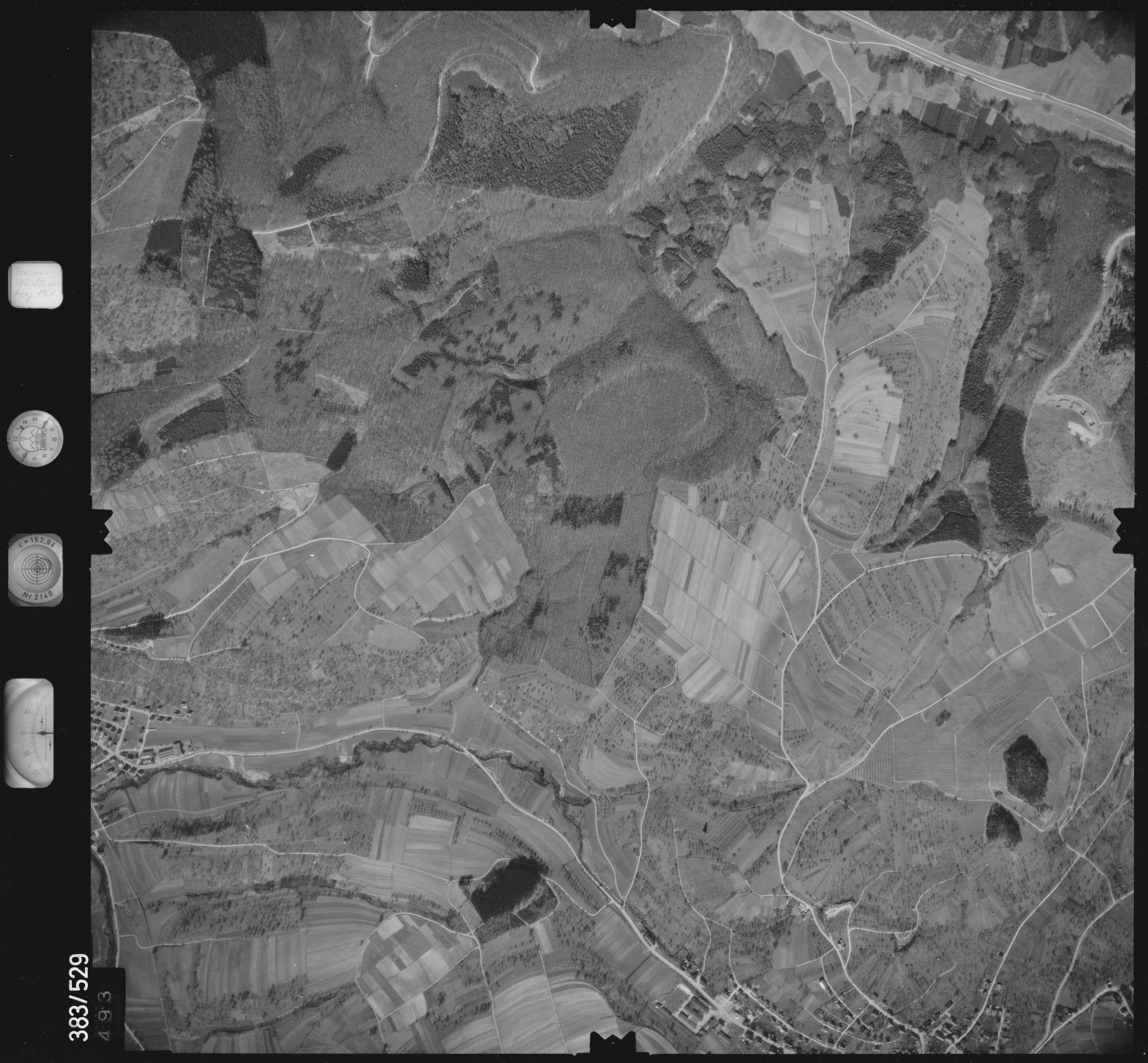 Luftbild: Film 26 Bildnr. 493, Bild 1
