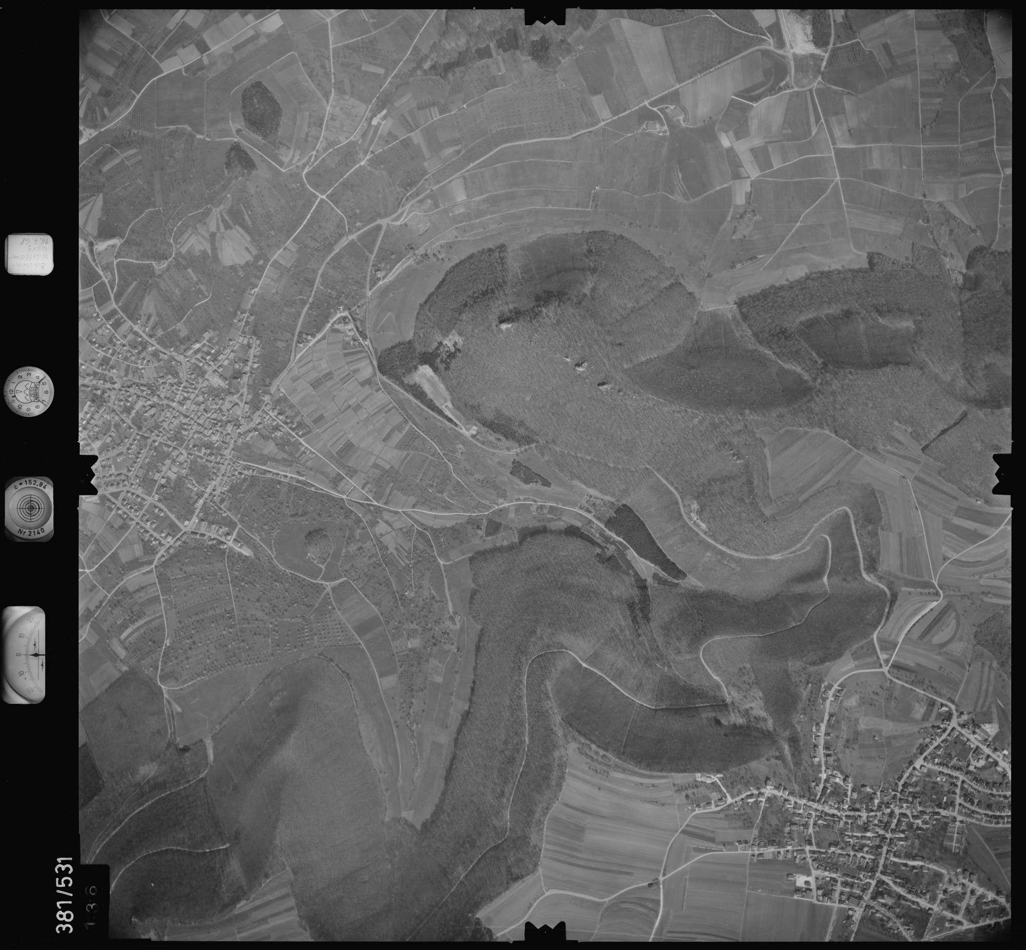 Luftbild: Film 32 Bildnr. 136, Bild 1