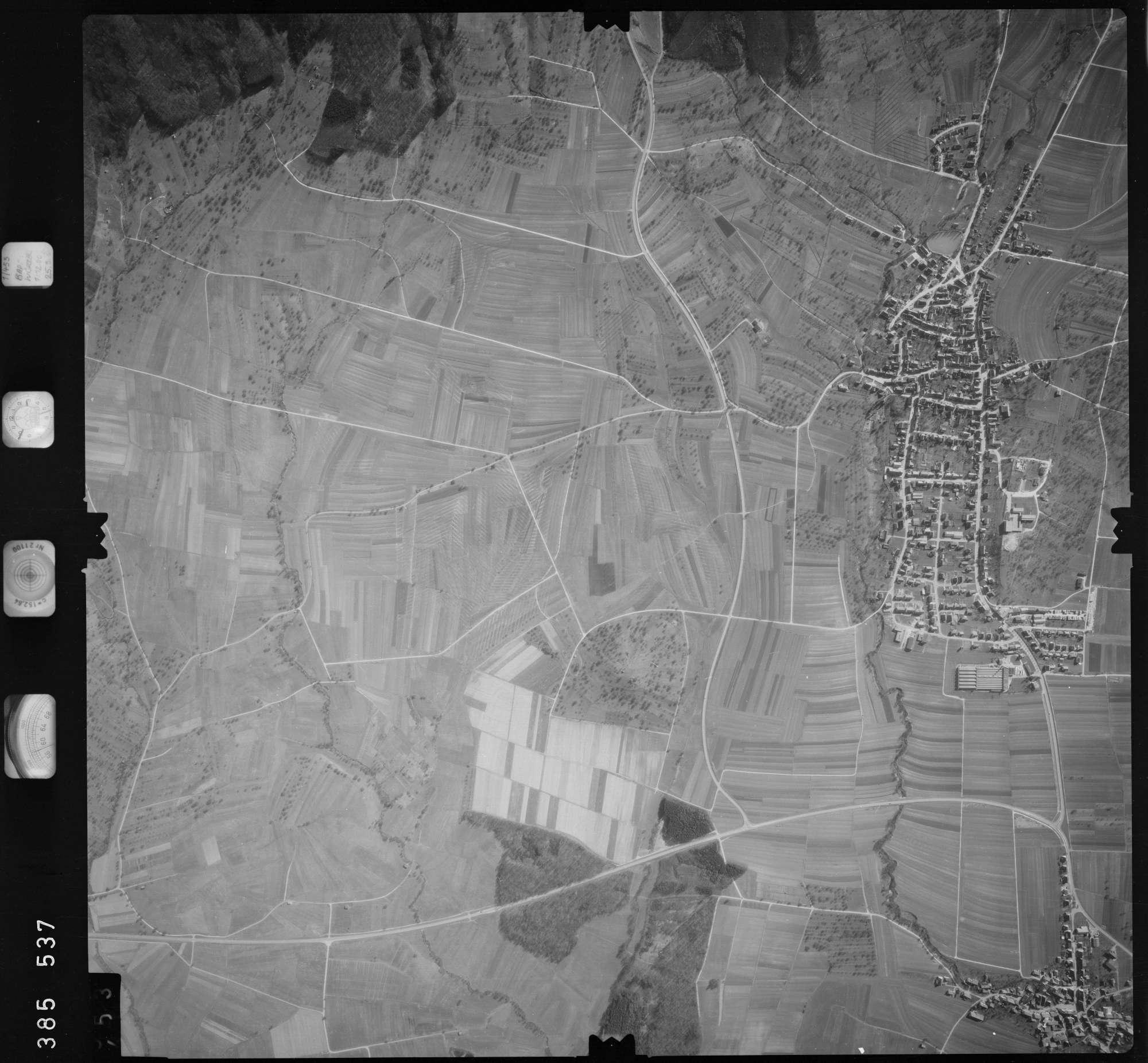 Luftbild: Film 23 Bildnr. 452, Bild 1