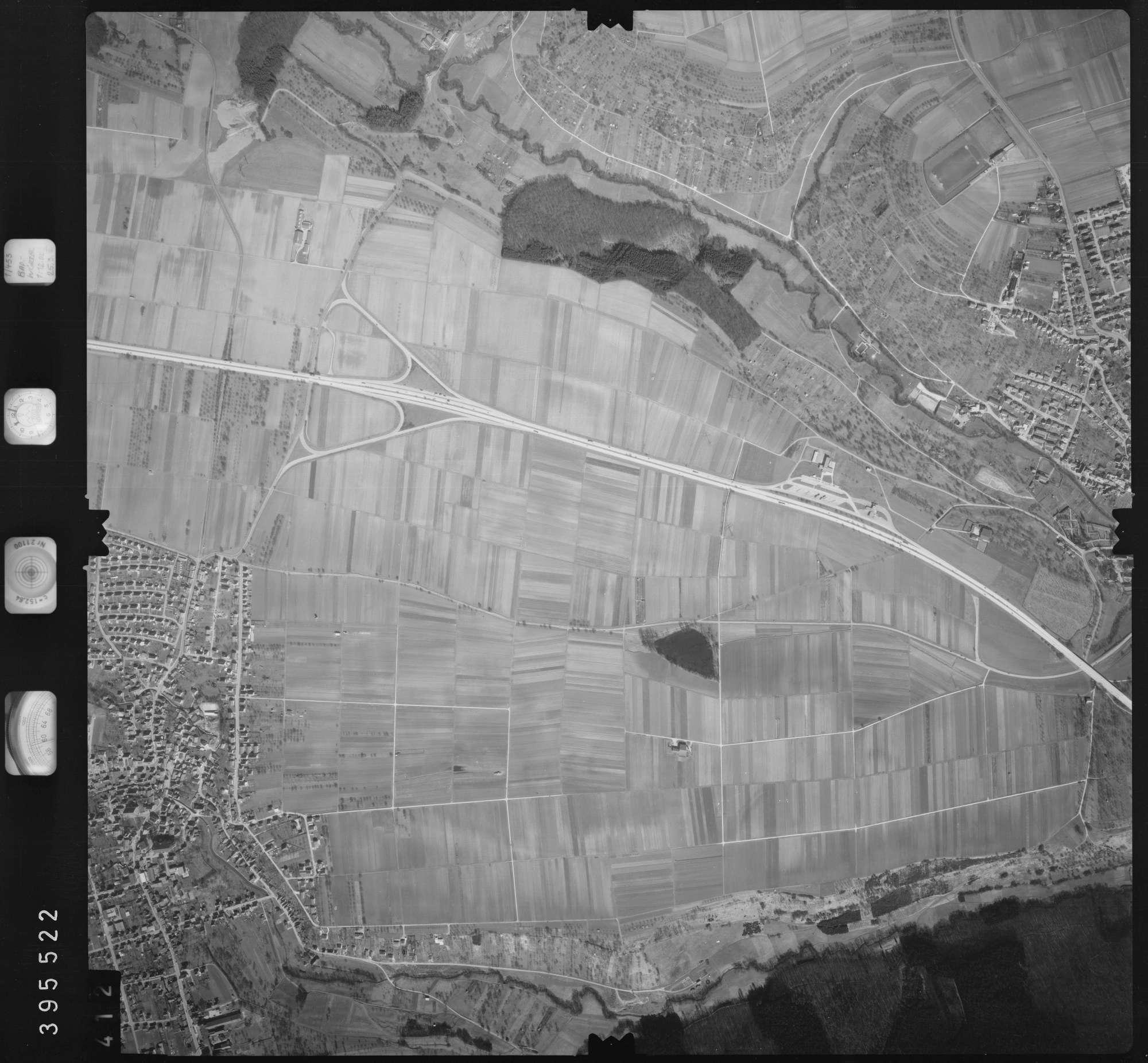 Luftbild: Film 13 Bildnr. 412, Bild 1
