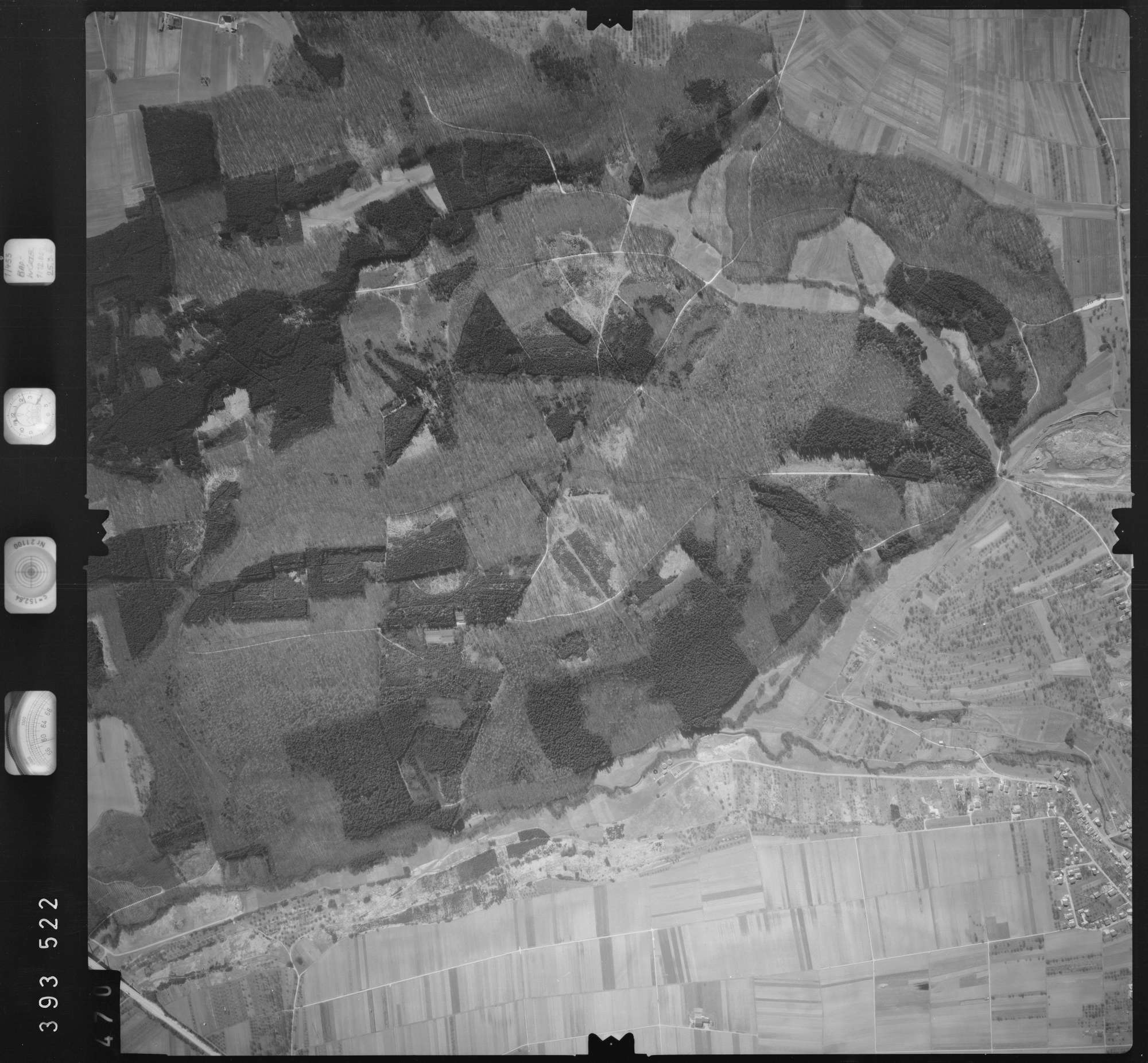 Luftbild: Film 13 Bildnr. 470, Bild 1