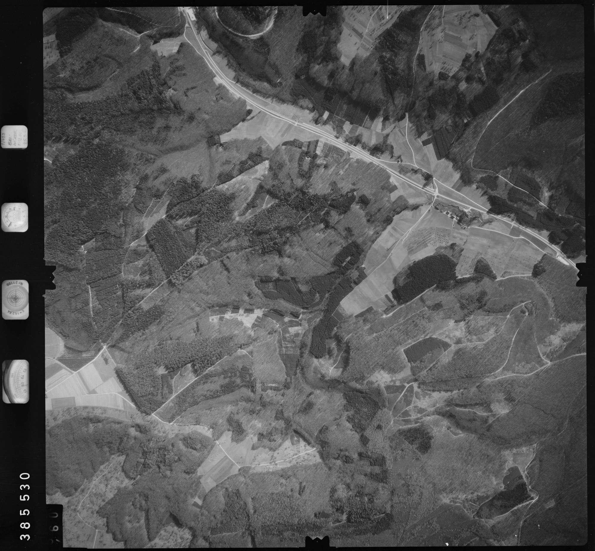 Luftbild: Film 23 Bildnr. 459, Bild 1