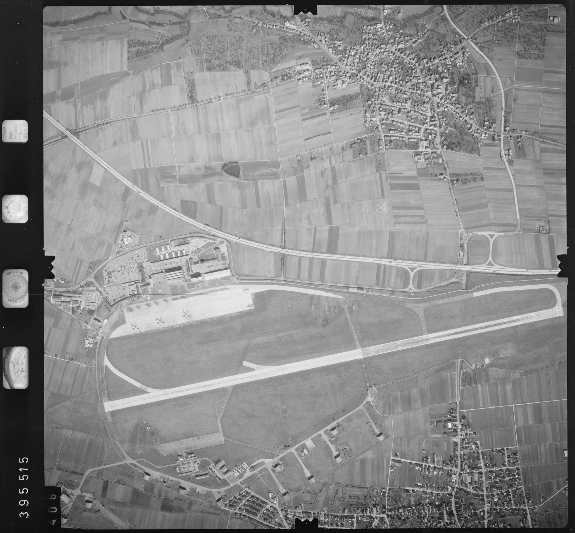 Luftbild: Film 13 Bildnr. 406, Bild 1