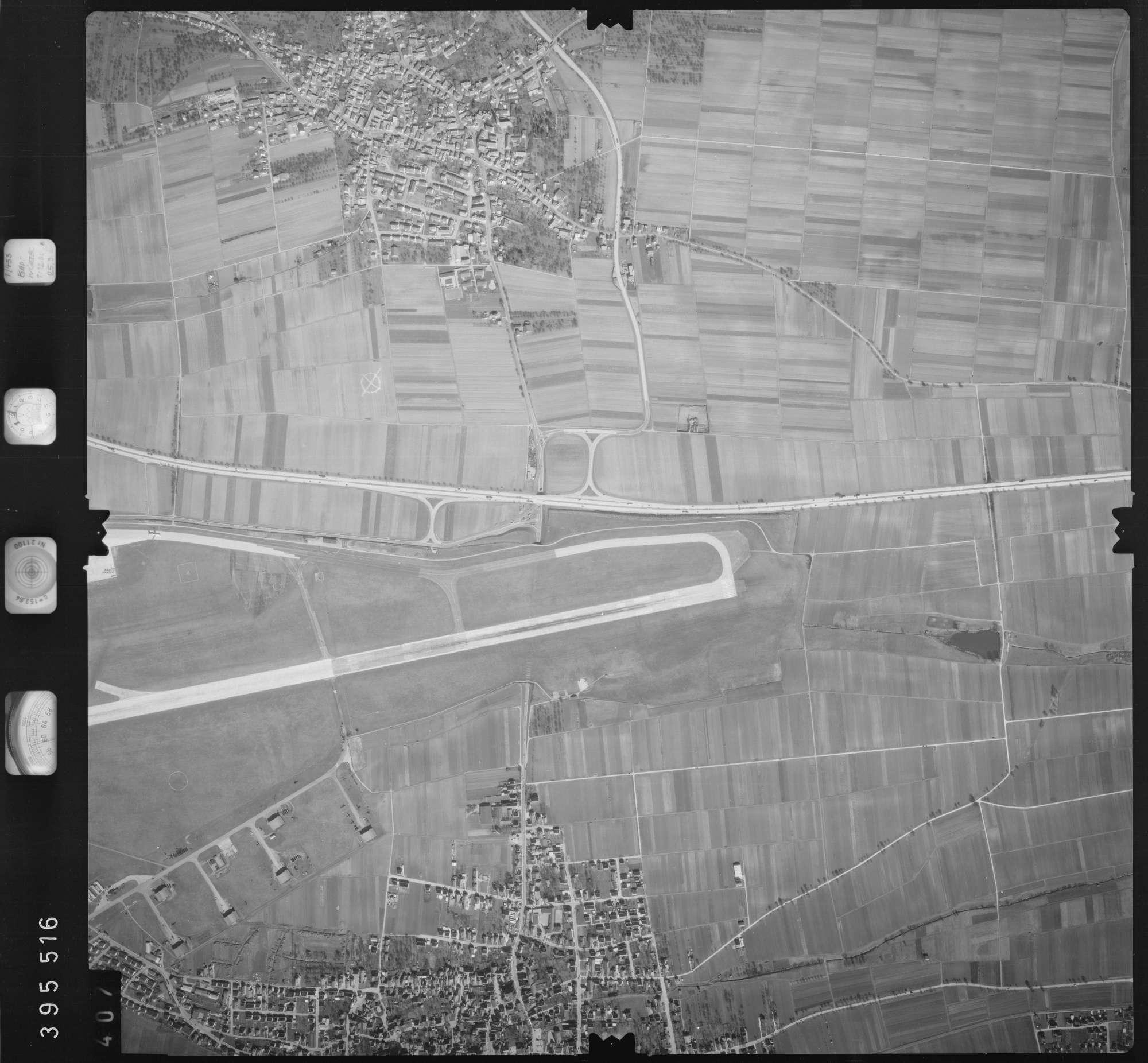 Luftbild: Film 13 Bildnr. 407, Bild 1
