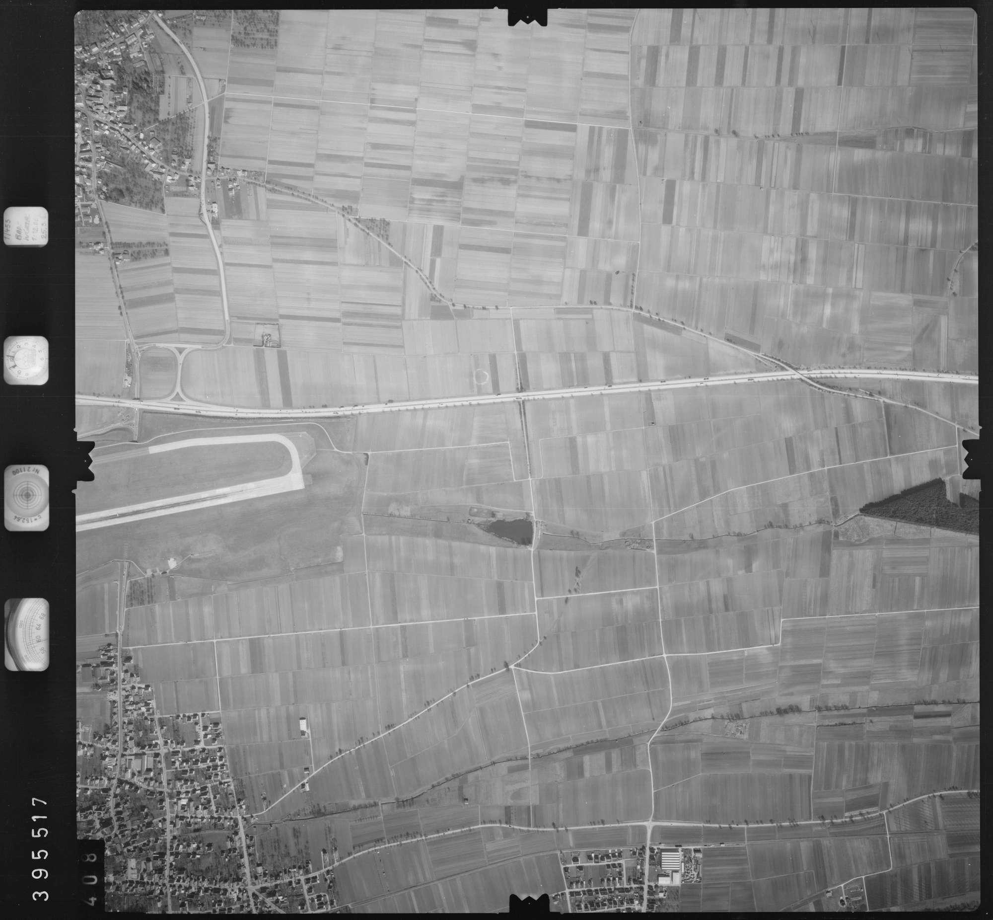 Luftbild: Film 13 Bildnr. 408, Bild 1
