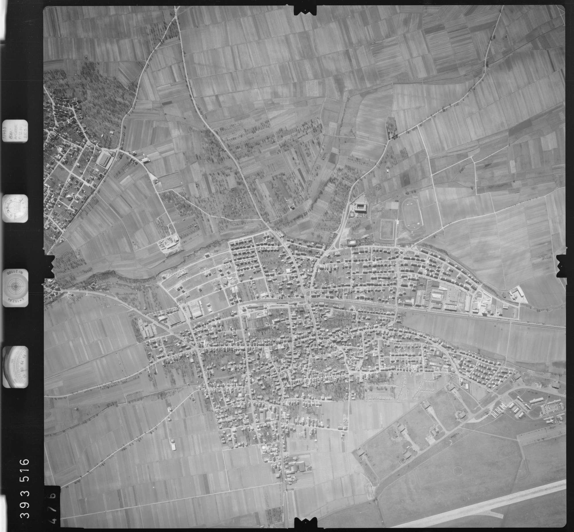 Luftbild: Film 13 Bildnr. 476, Bild 1