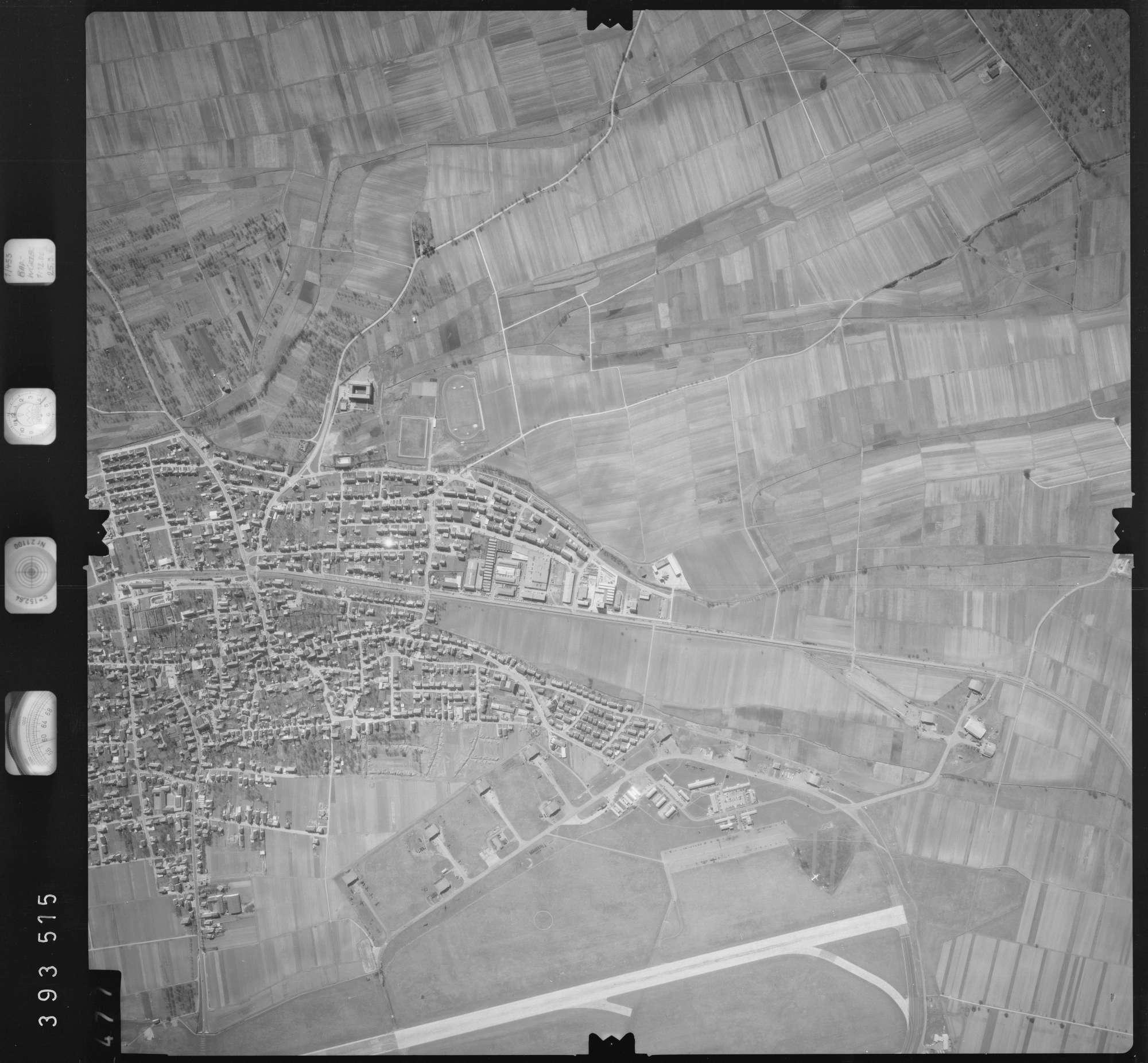 Luftbild: Film 13 Bildnr. 477, Bild 1
