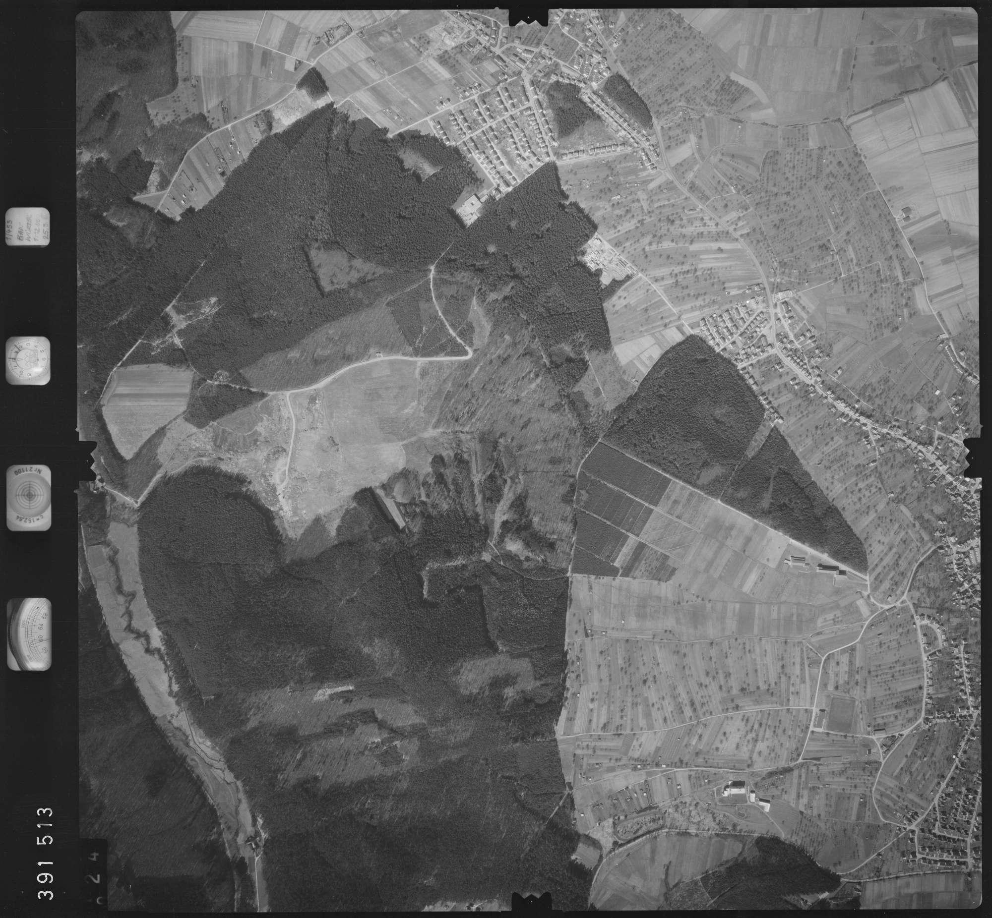 Luftbild: Film 22 Bildnr. 24, Bild 1
