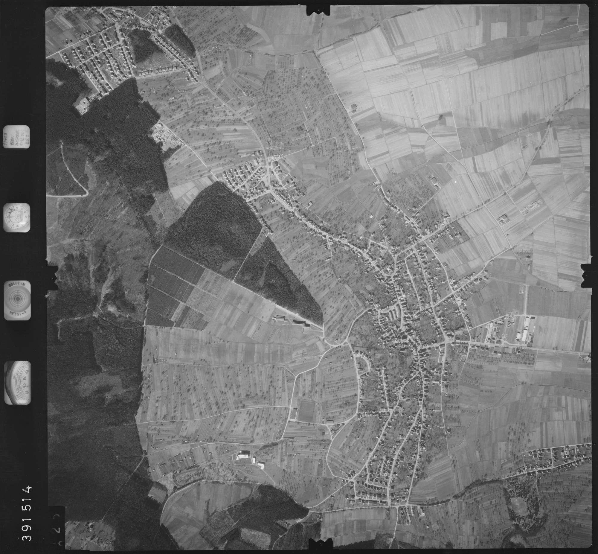 Luftbild: Film 22 Bildnr. 25, Bild 1