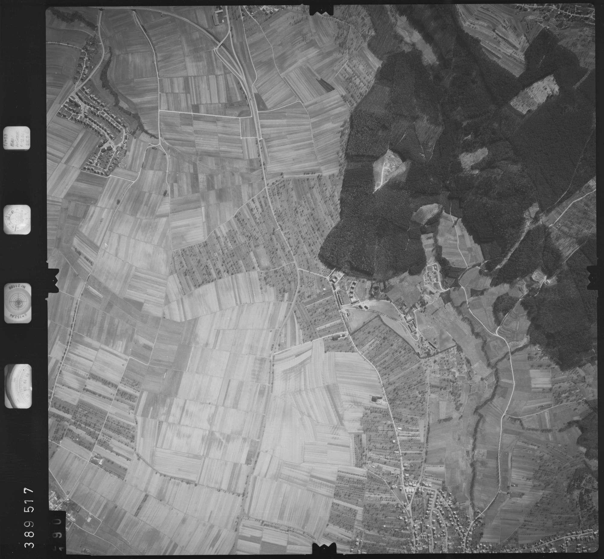 Luftbild: Film 22 Bildnr. 190, Bild 1