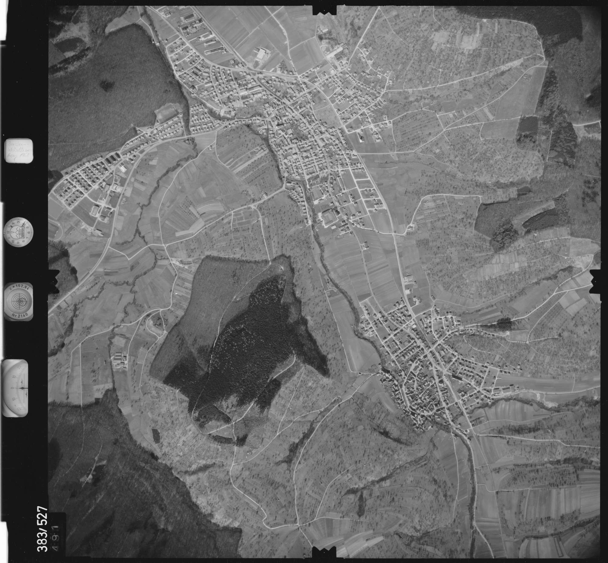 Luftbild: Film 26 Bildnr. 491, Bild 1