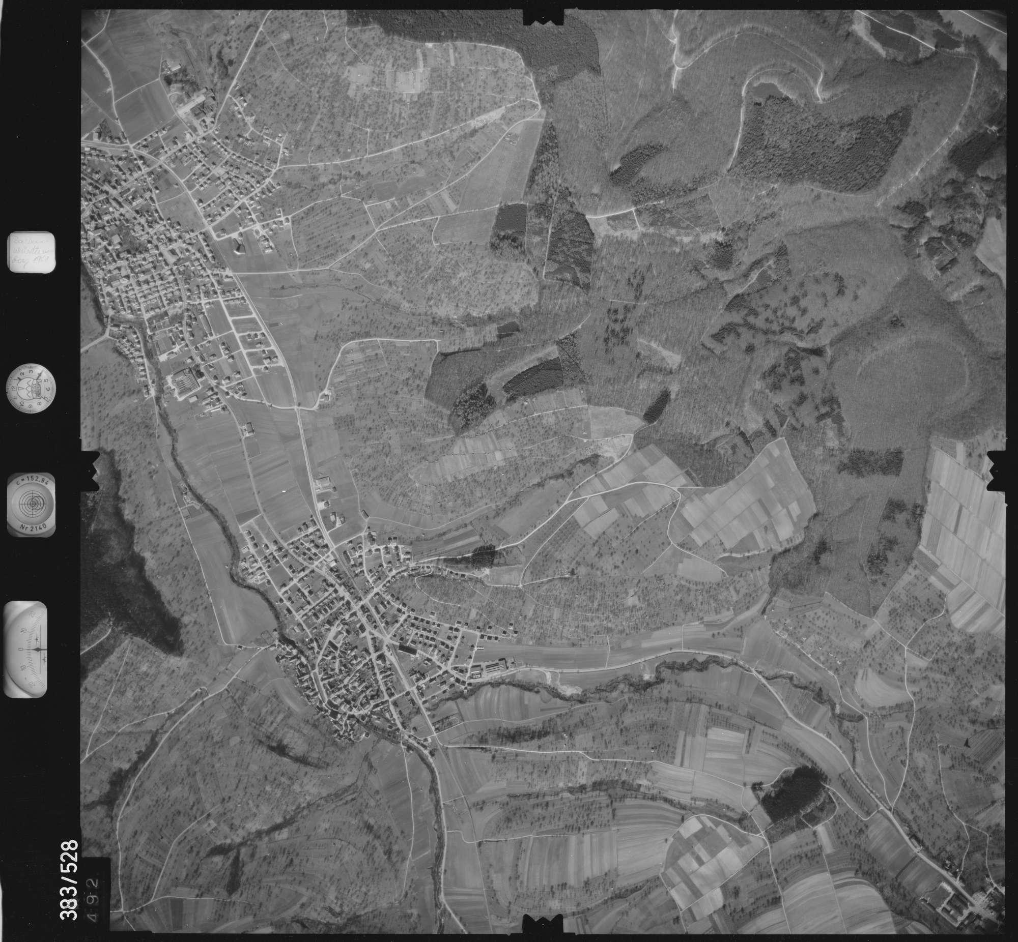 Luftbild: Film 26 Bildnr. 492, Bild 1
