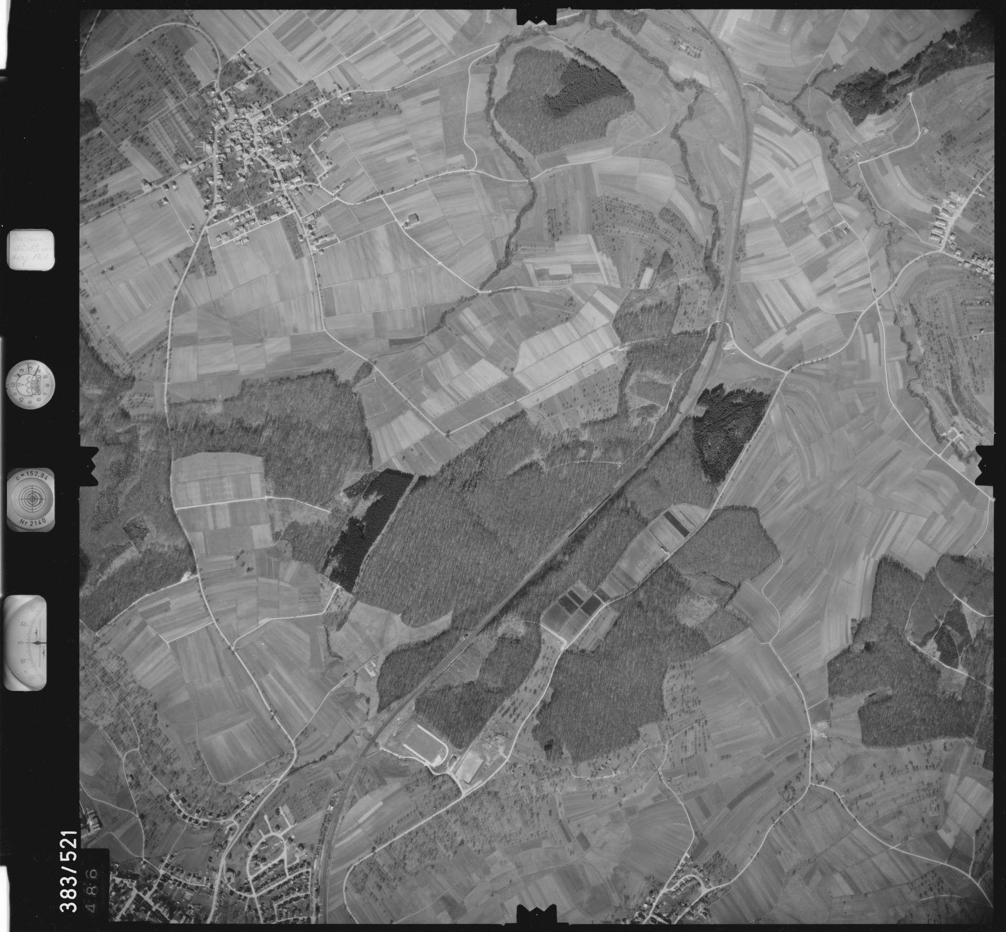 Luftbild: Film 26 Bildnr. 486, Bild 1
