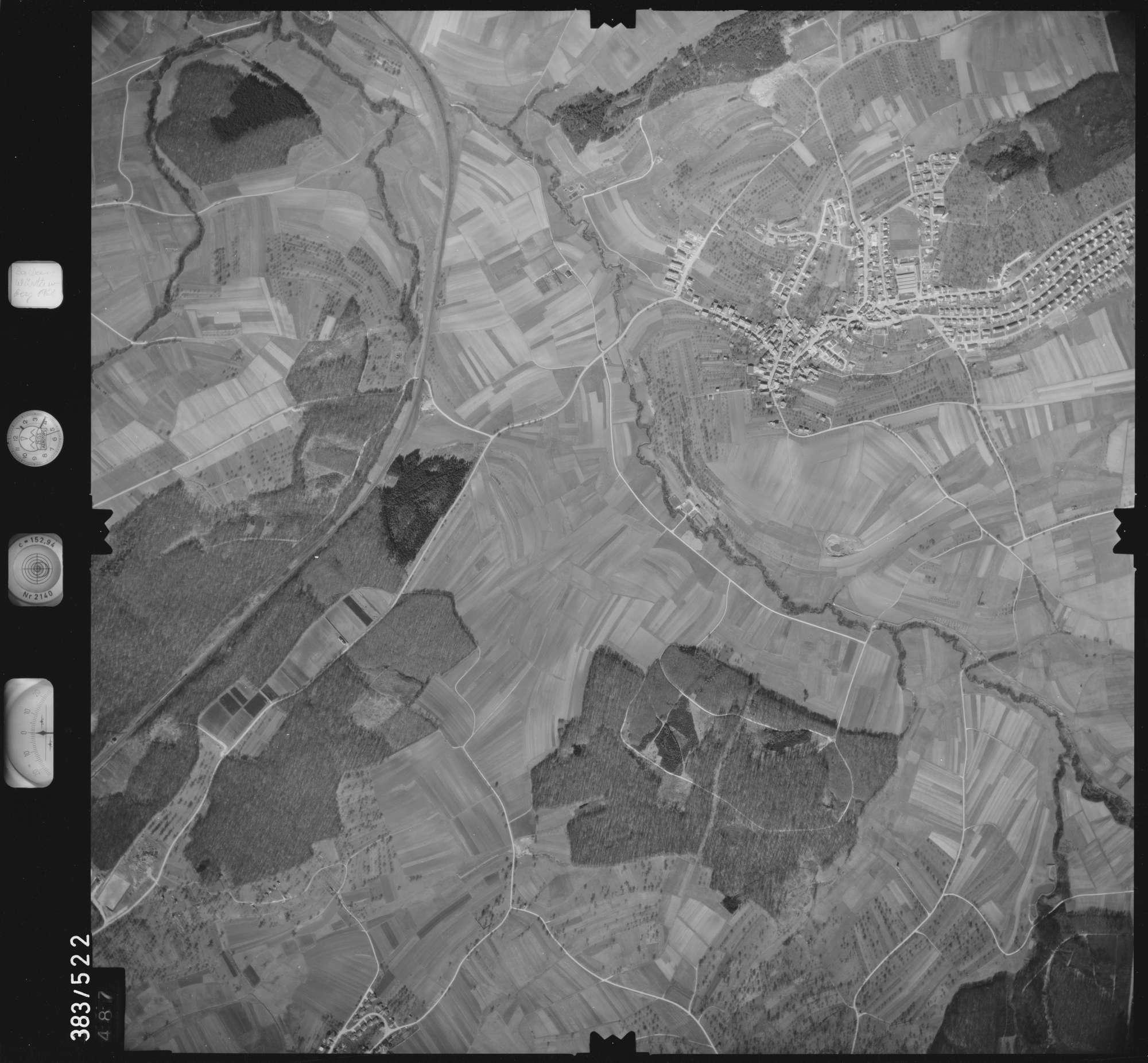 Luftbild: Film 26 Bildnr. 487, Bild 1