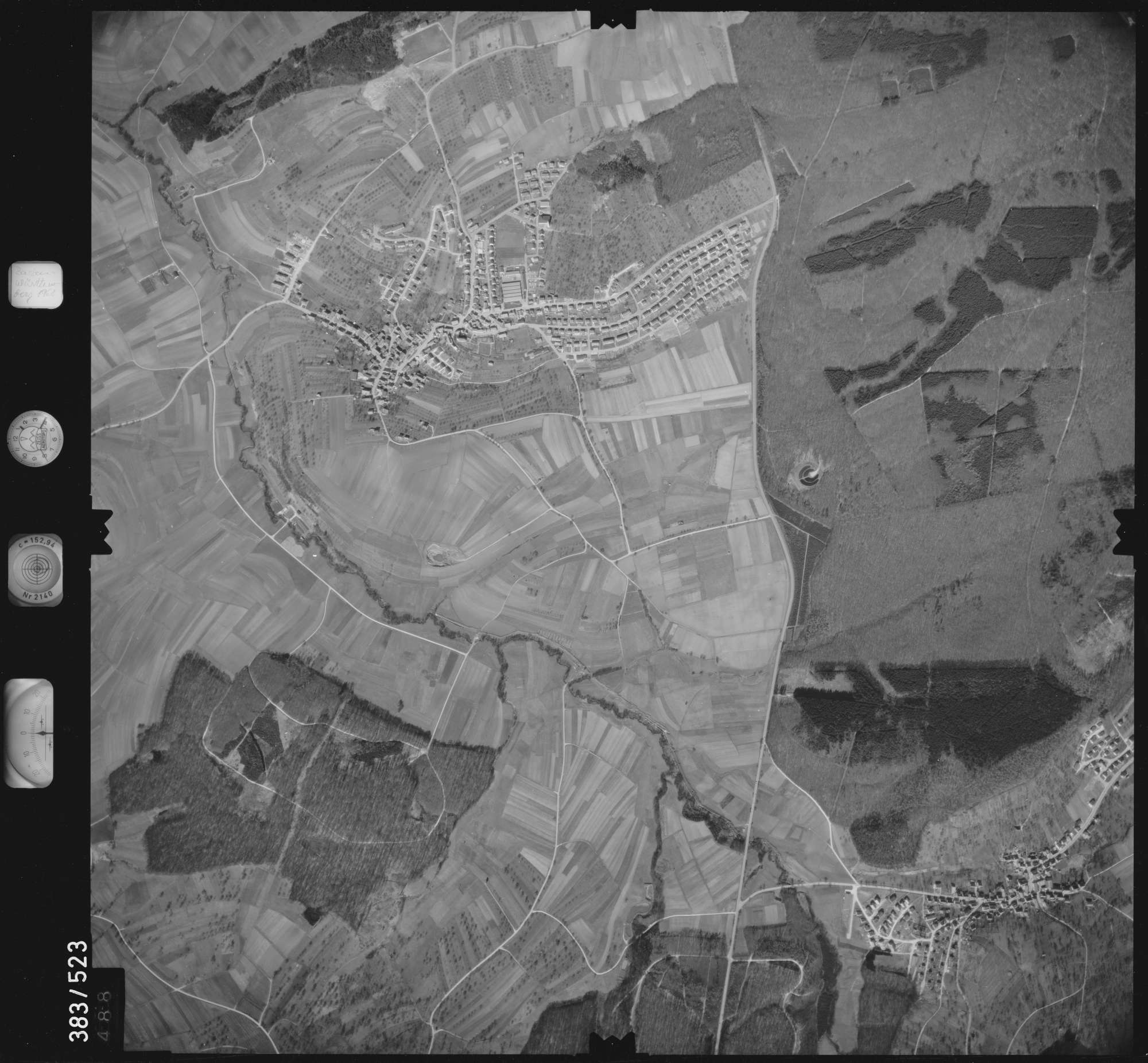 Luftbild: Film 26 Bildnr. 488, Bild 1