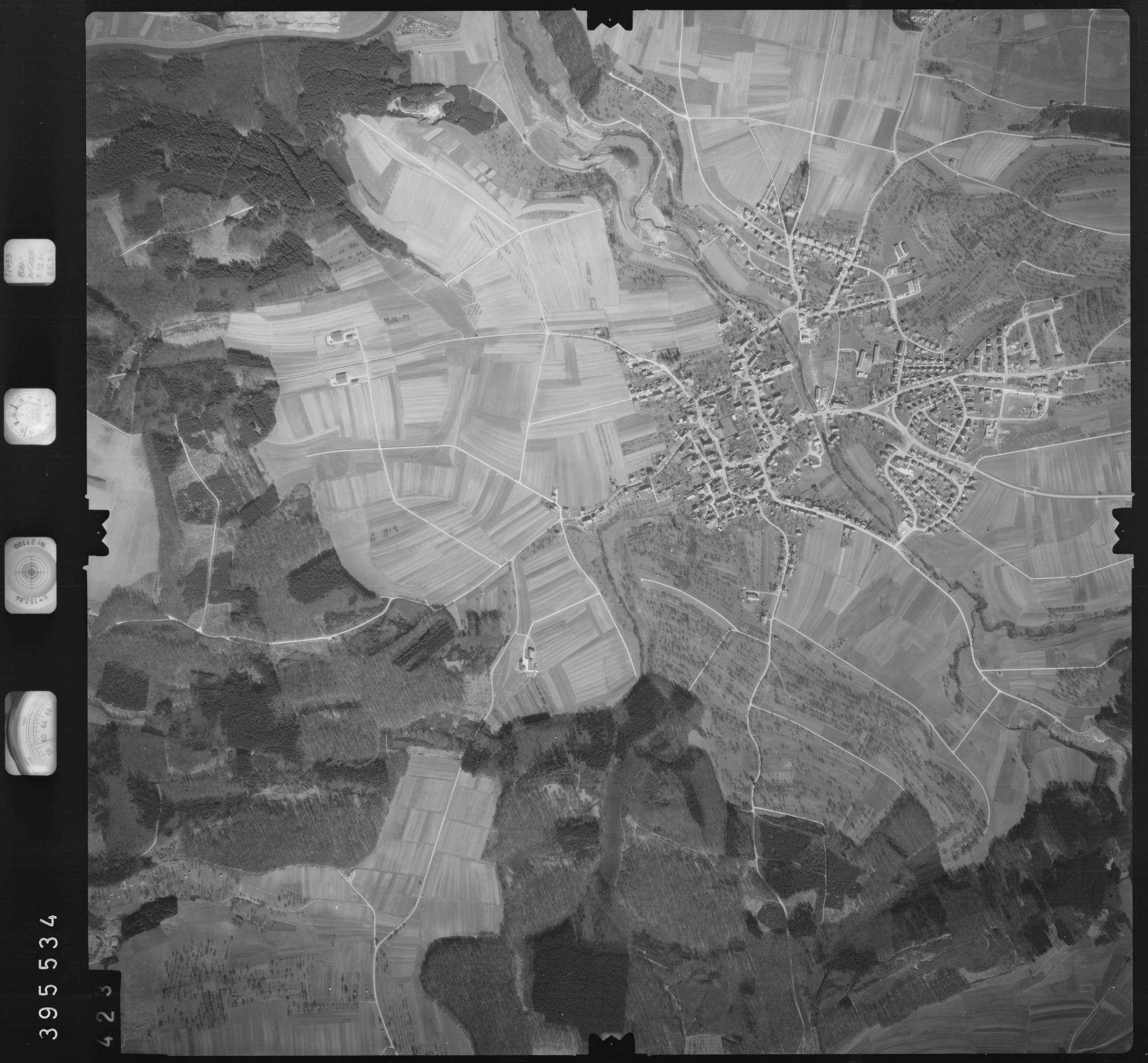 Luftbild: Film 13 Bildnr. 423, Bild 1