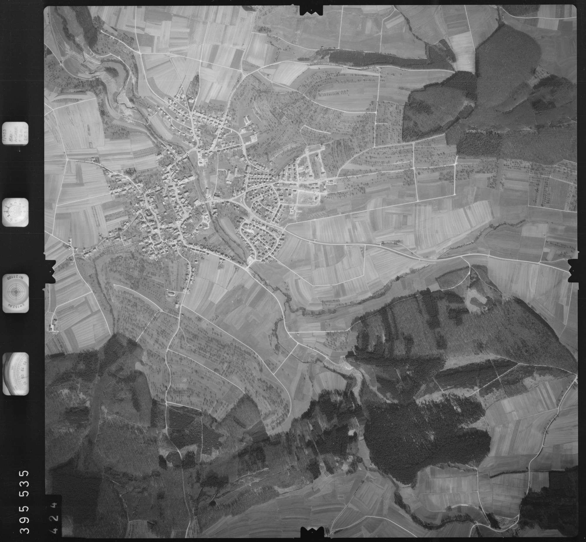 Luftbild: Film 13 Bildnr. 424, Bild 1