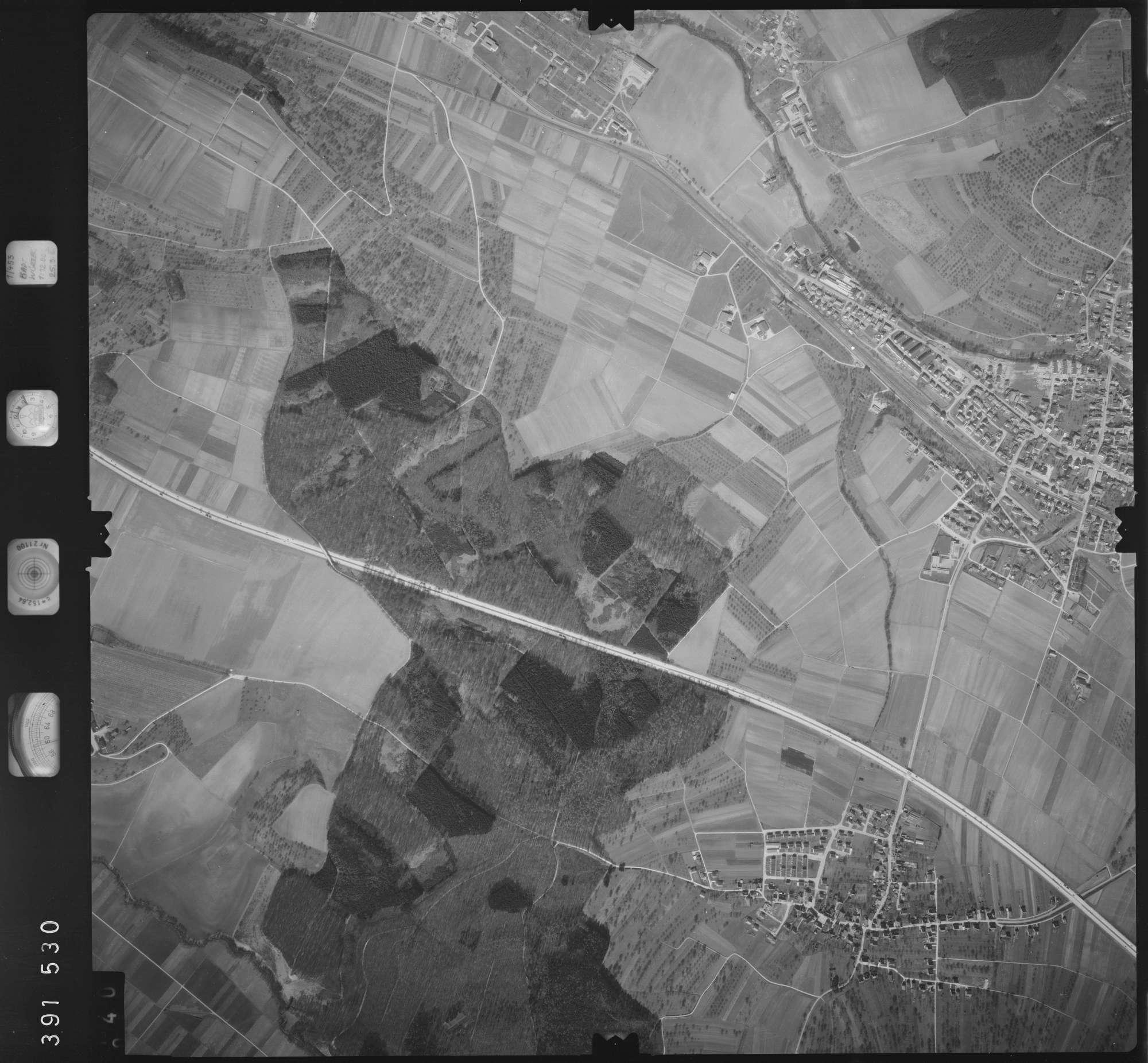Luftbild: Film 22 Bildnr. 40, Bild 1