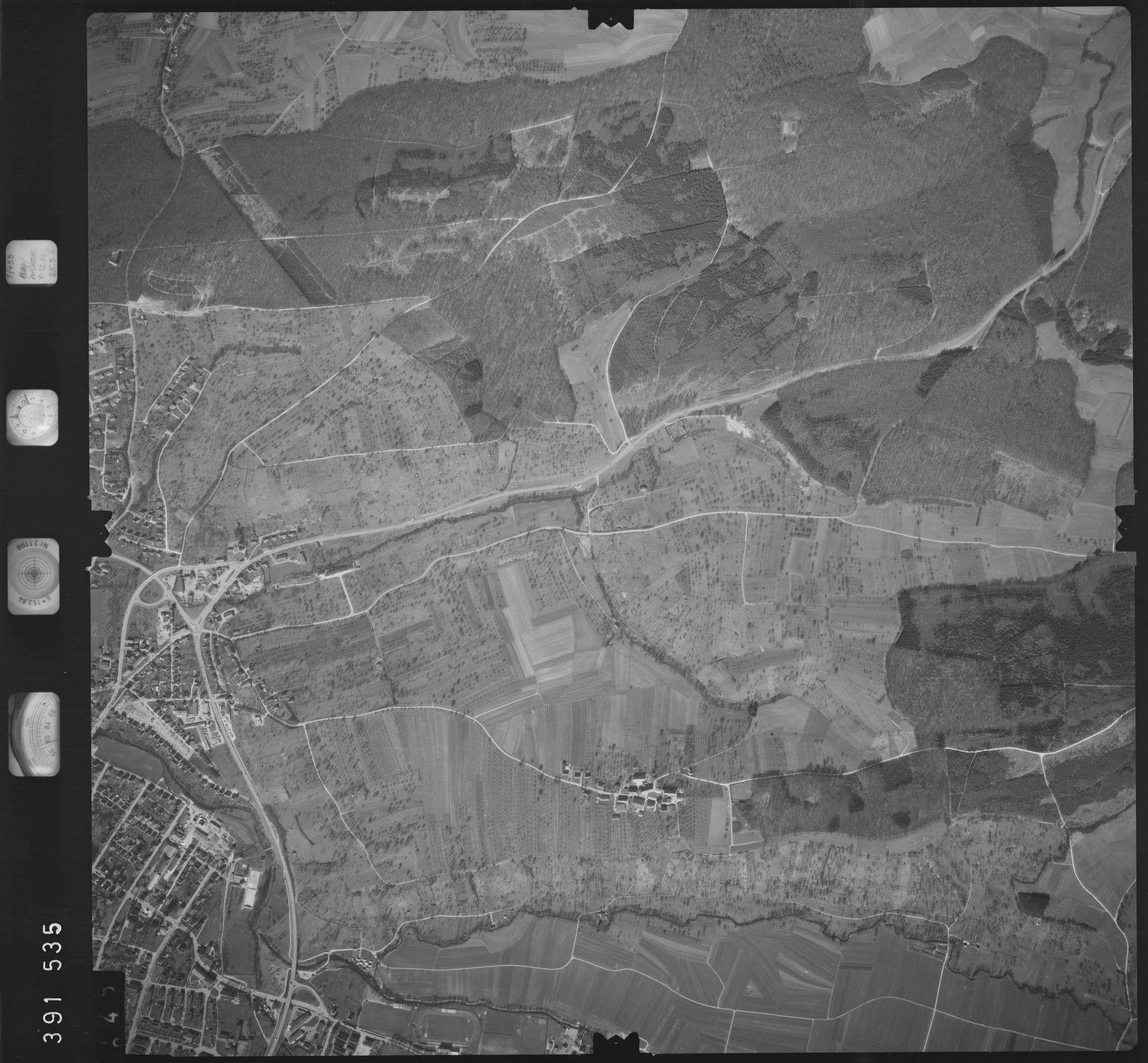 Luftbild: Film 22 Bildnr. 45, Bild 1
