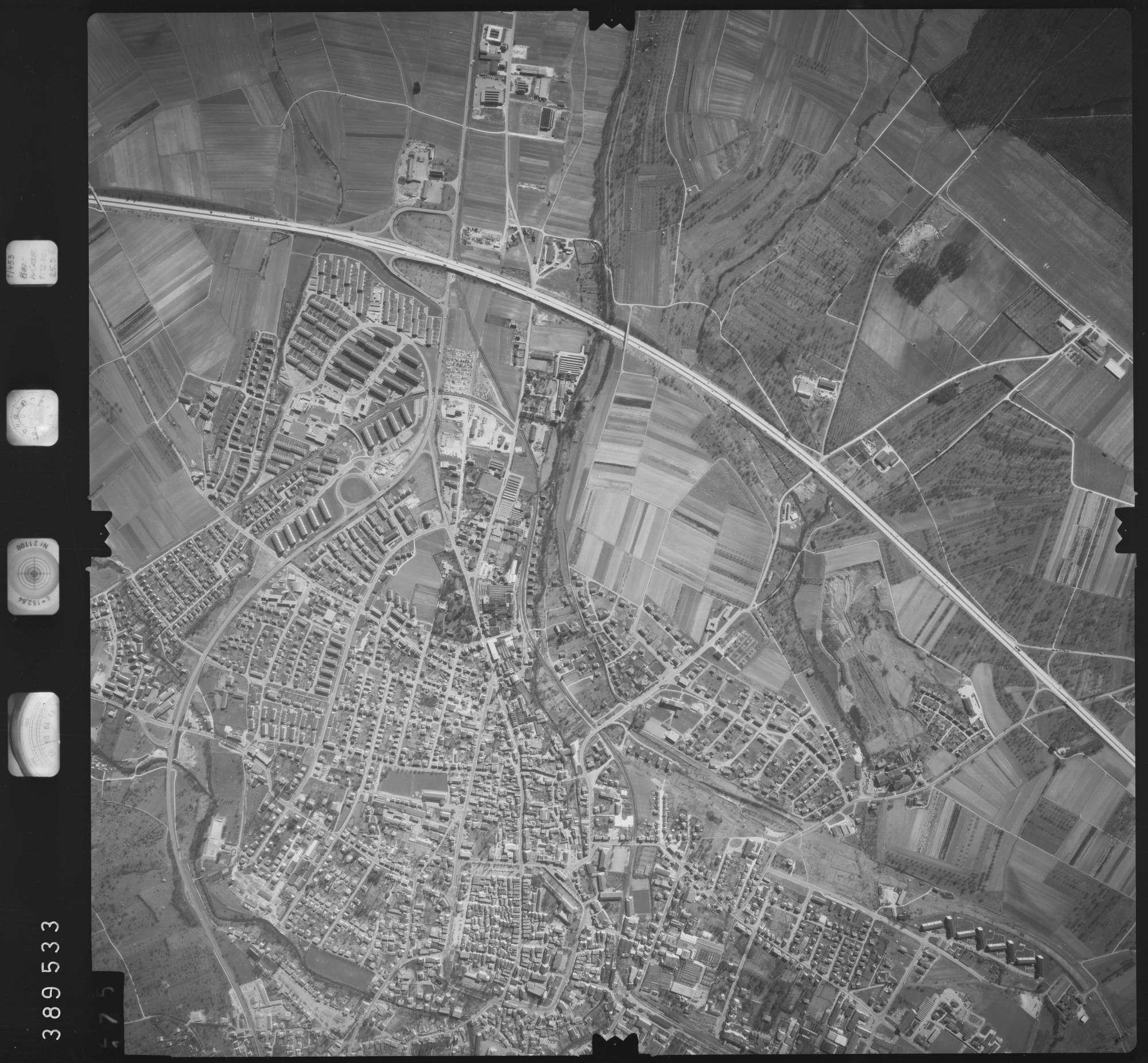 Luftbild: Film 22 Bildnr. 175, Bild 1