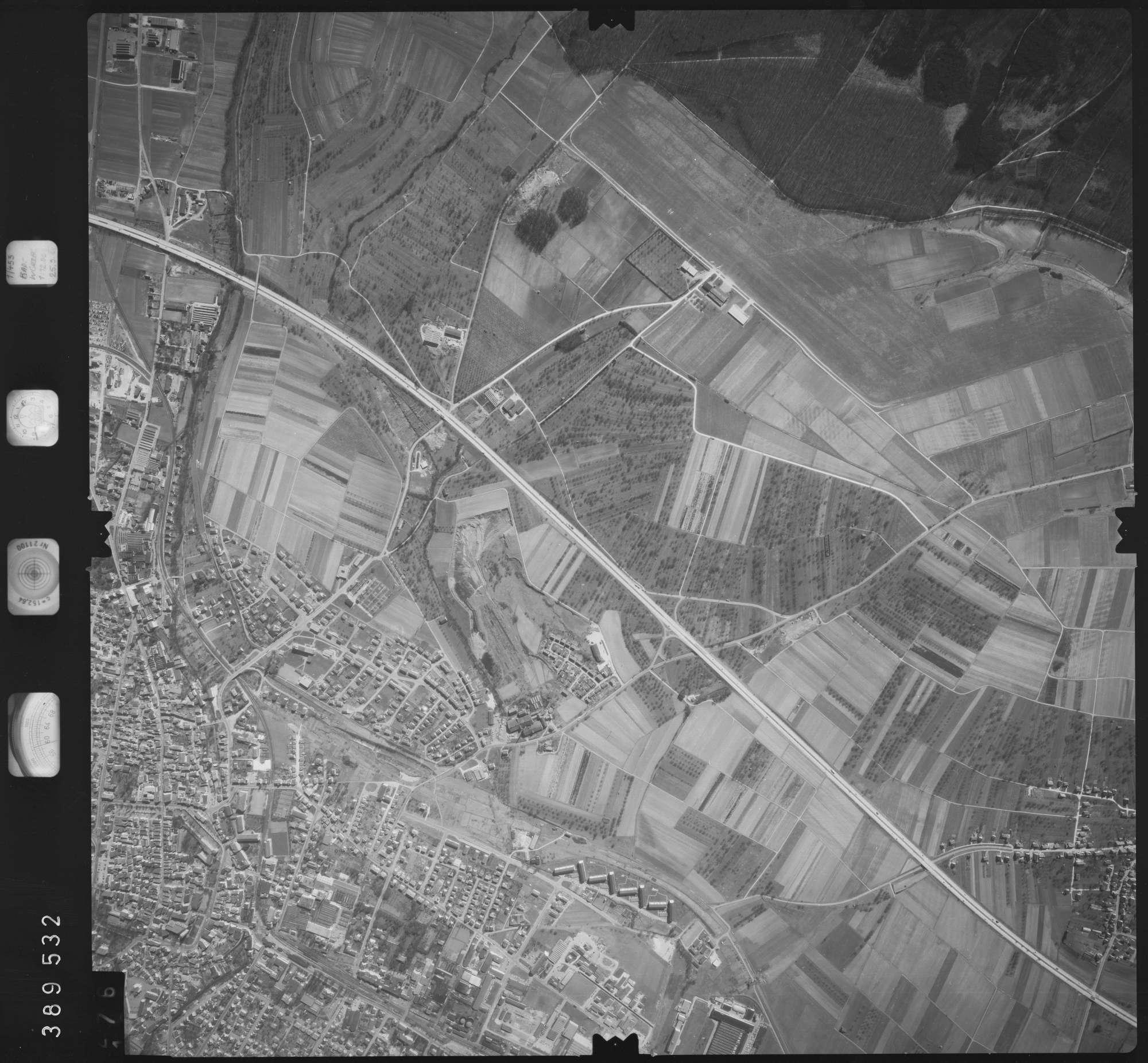 Luftbild: Film 22 Bildnr. 176, Bild 1