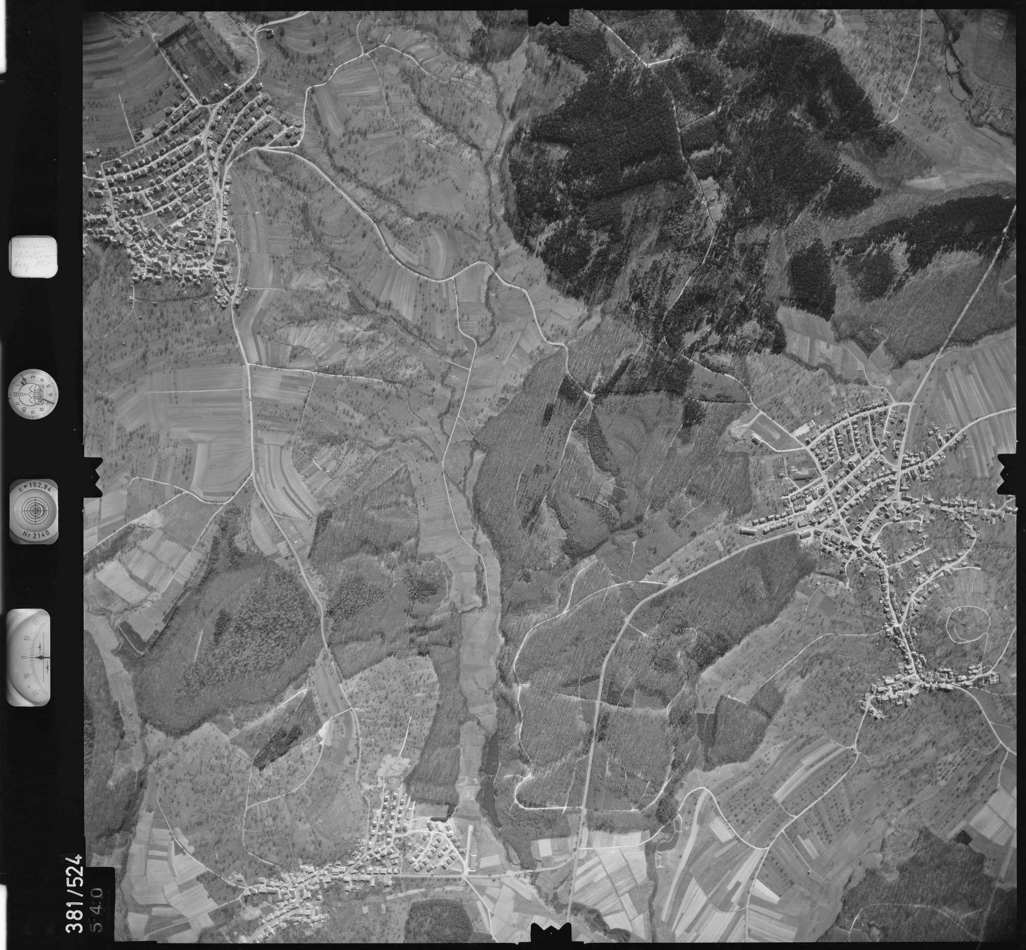 Luftbild: Film 31 Bildnr. 540, Bild 1