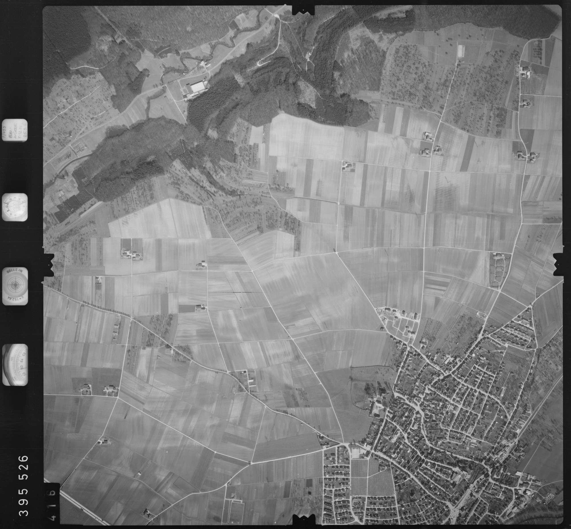 Luftbild: Film 13 Bildnr. 416, Bild 1