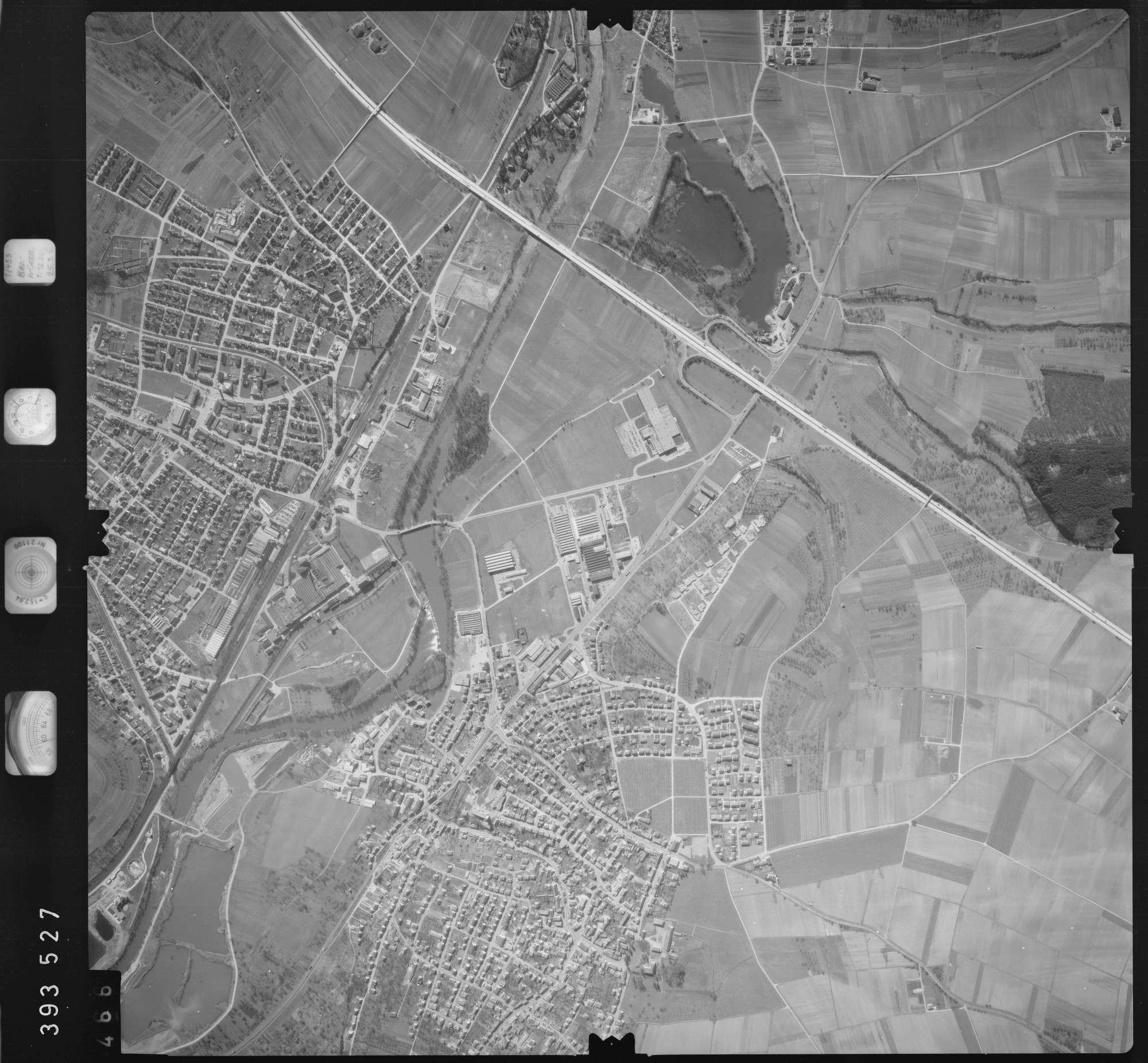 Luftbild: Film 13 Bildnr. 466, Bild 1