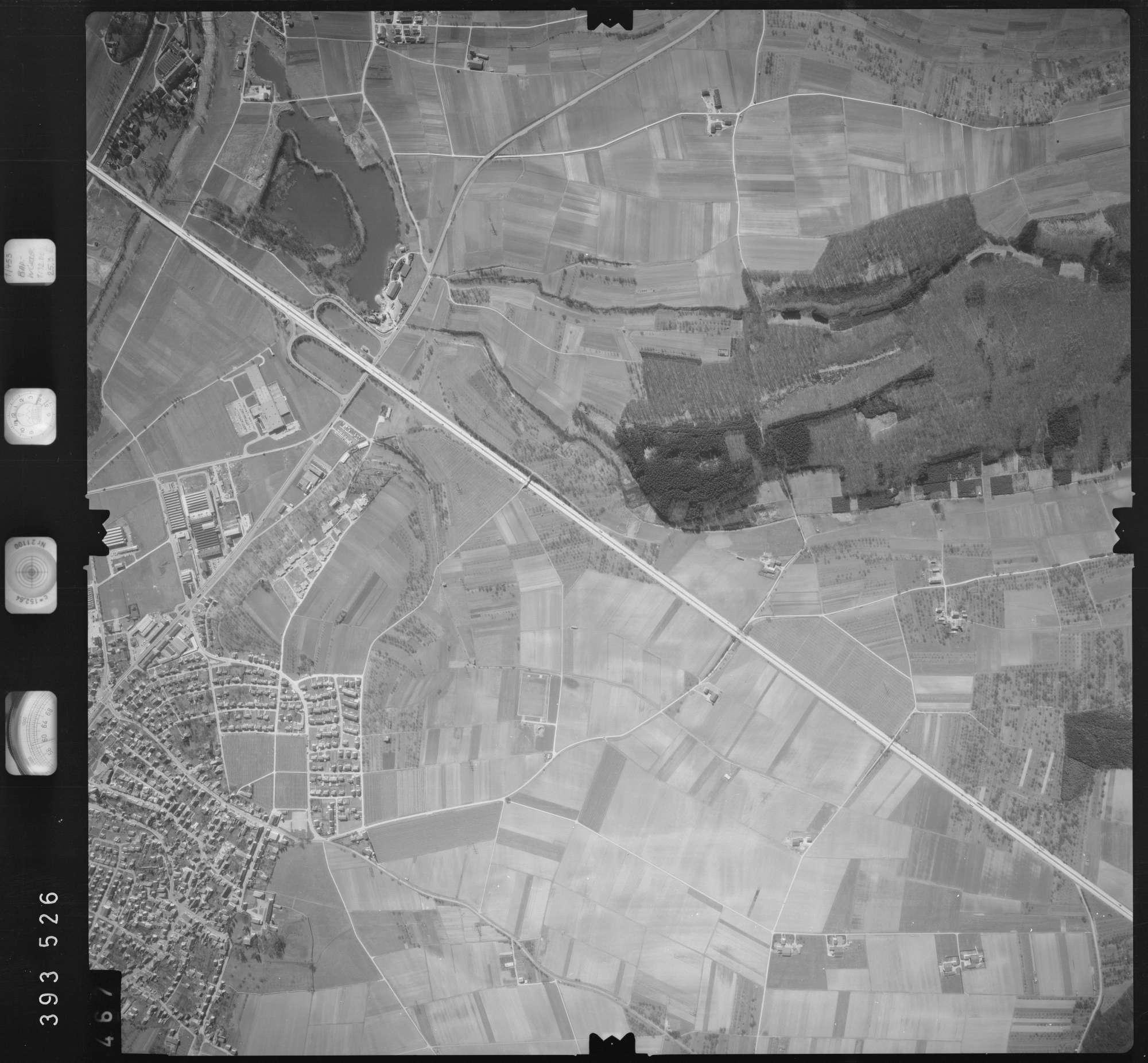 Luftbild: Film 13 Bildnr. 467, Bild 1