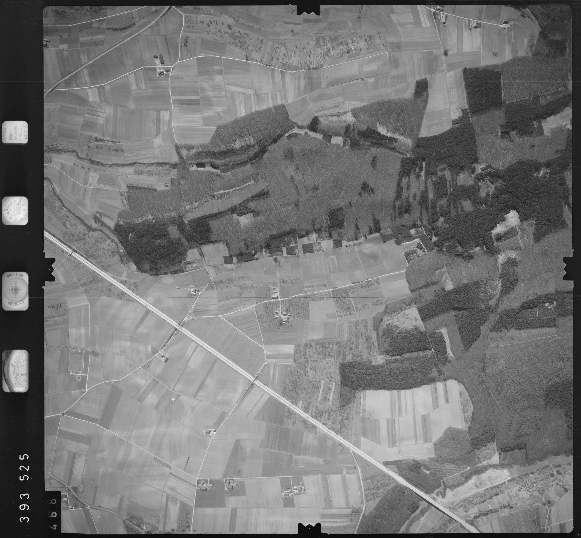 Luftbild: Film 13 Bildnr. 468, Bild 1