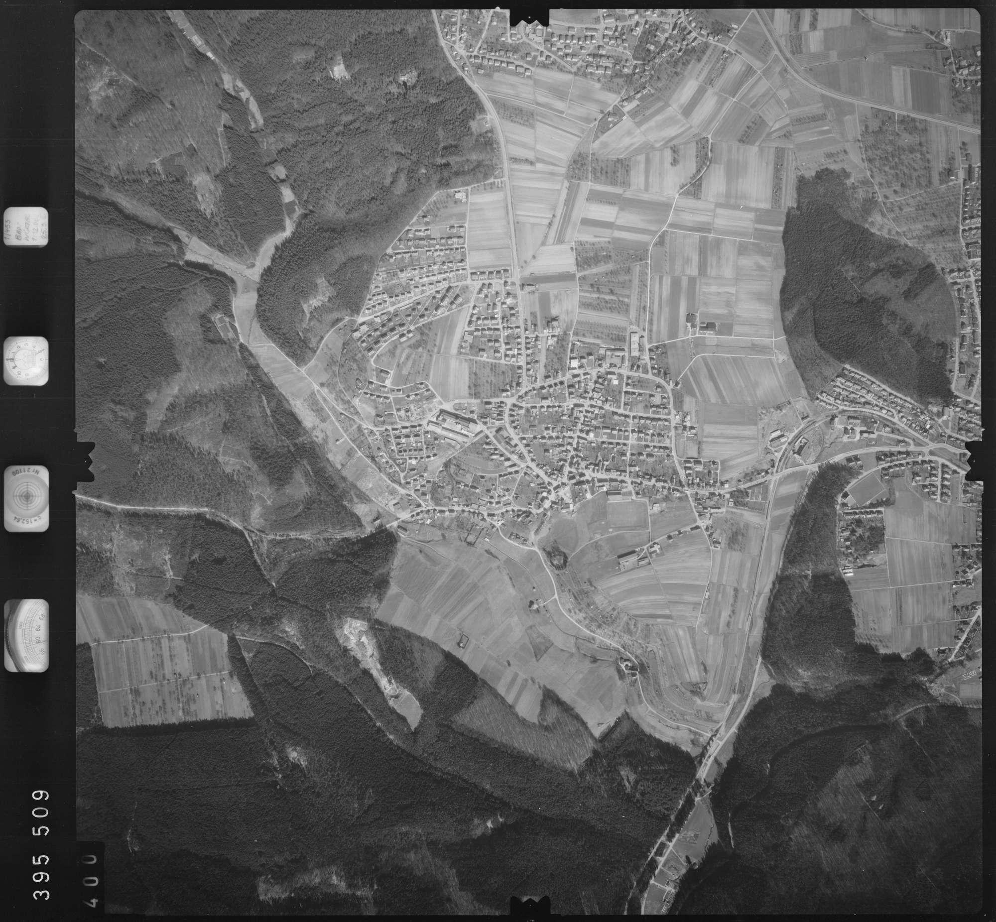 Luftbild: Film 13 Bildnr. 400, Bild 1