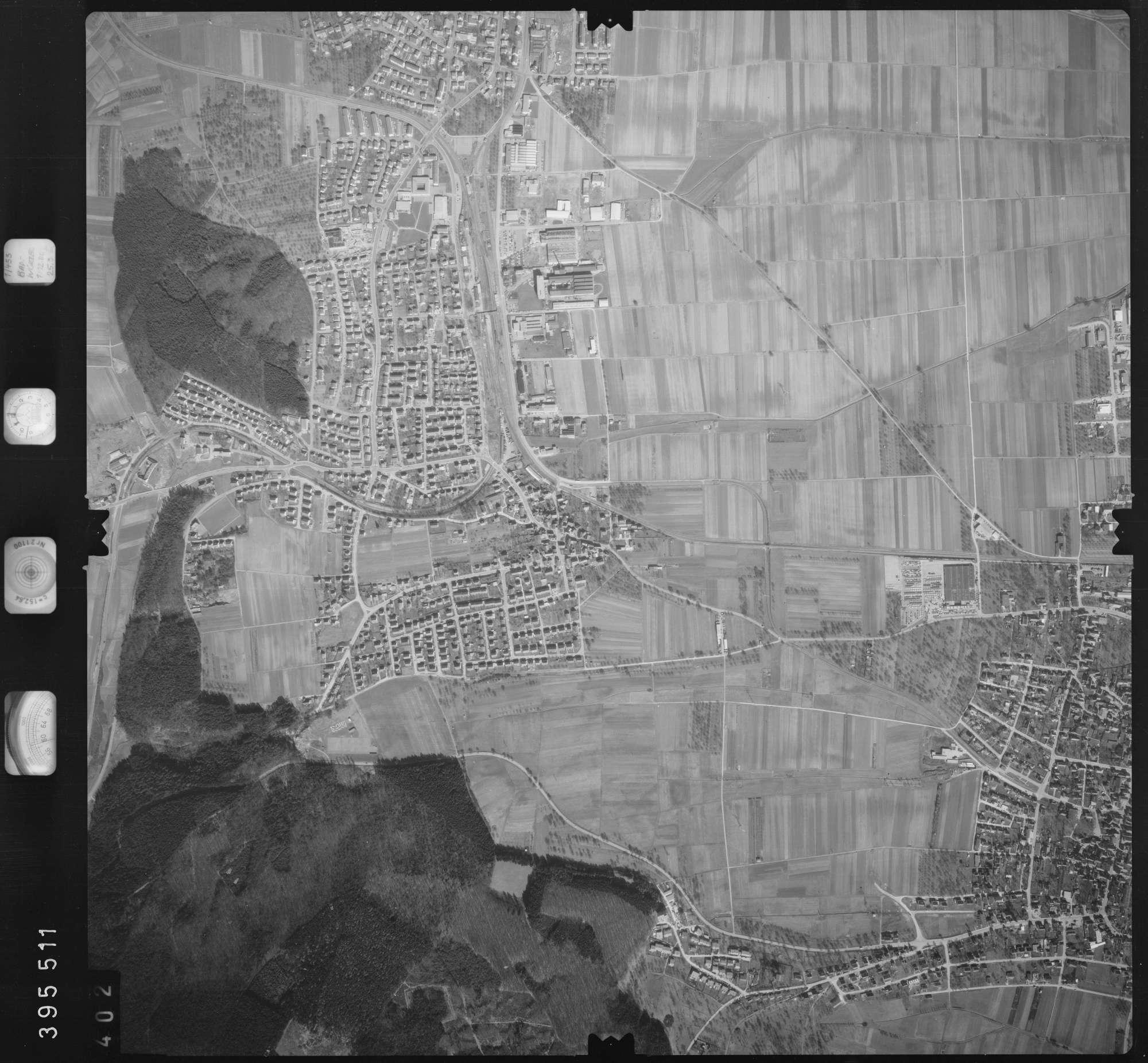 Luftbild: Film 13 Bildnr. 402, Bild 1