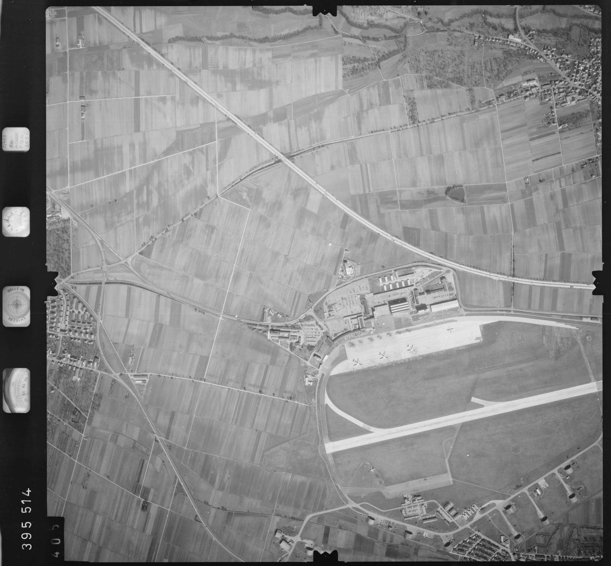 Luftbild: Film 13 Bildnr. 405, Bild 1