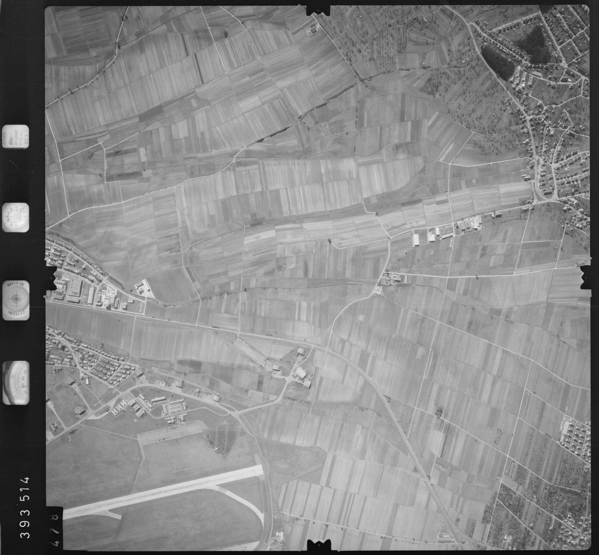 Luftbild: Film 13 Bildnr. 478, Bild 1