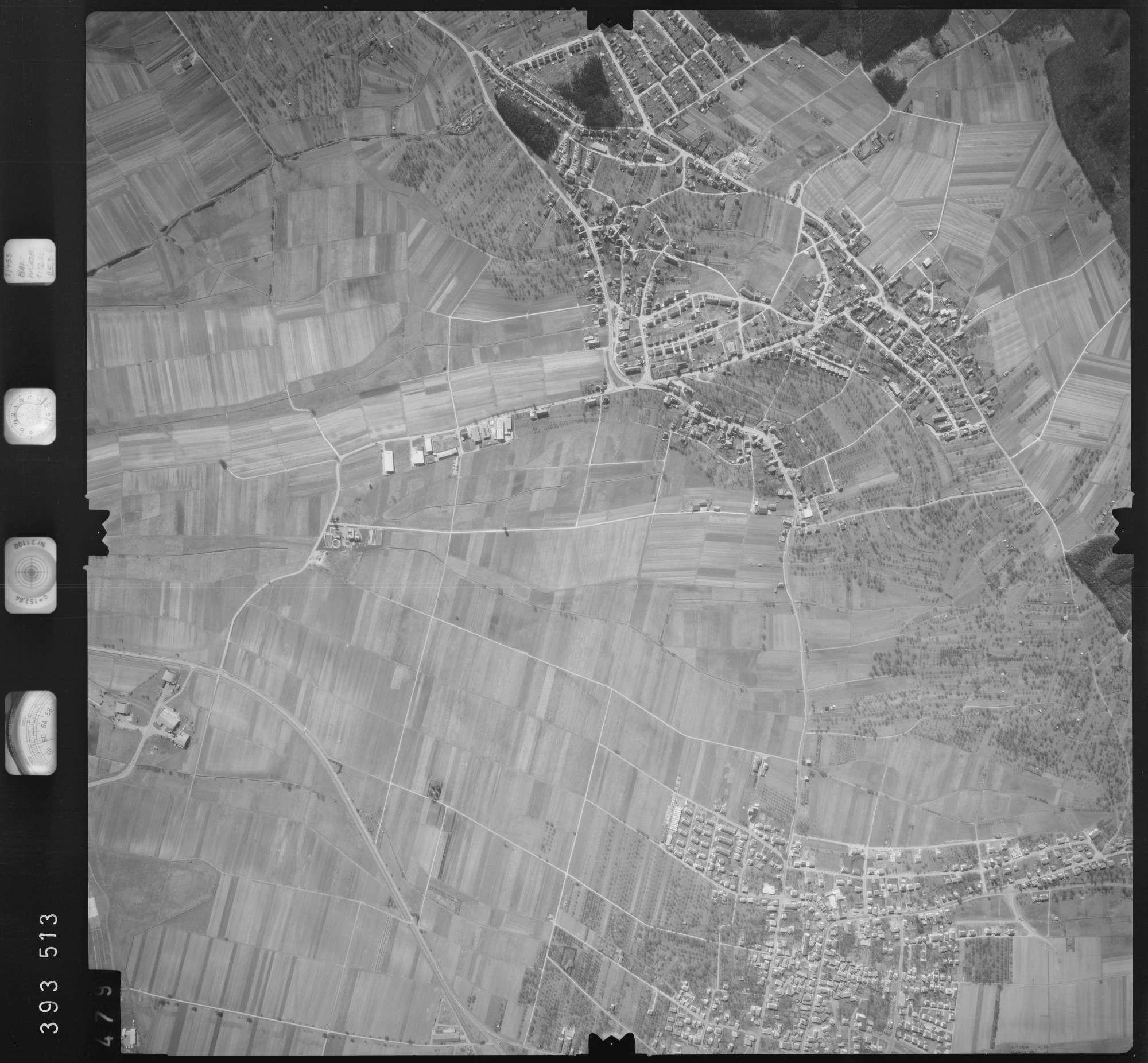 Luftbild: Film 13 Bildnr. 479, Bild 1