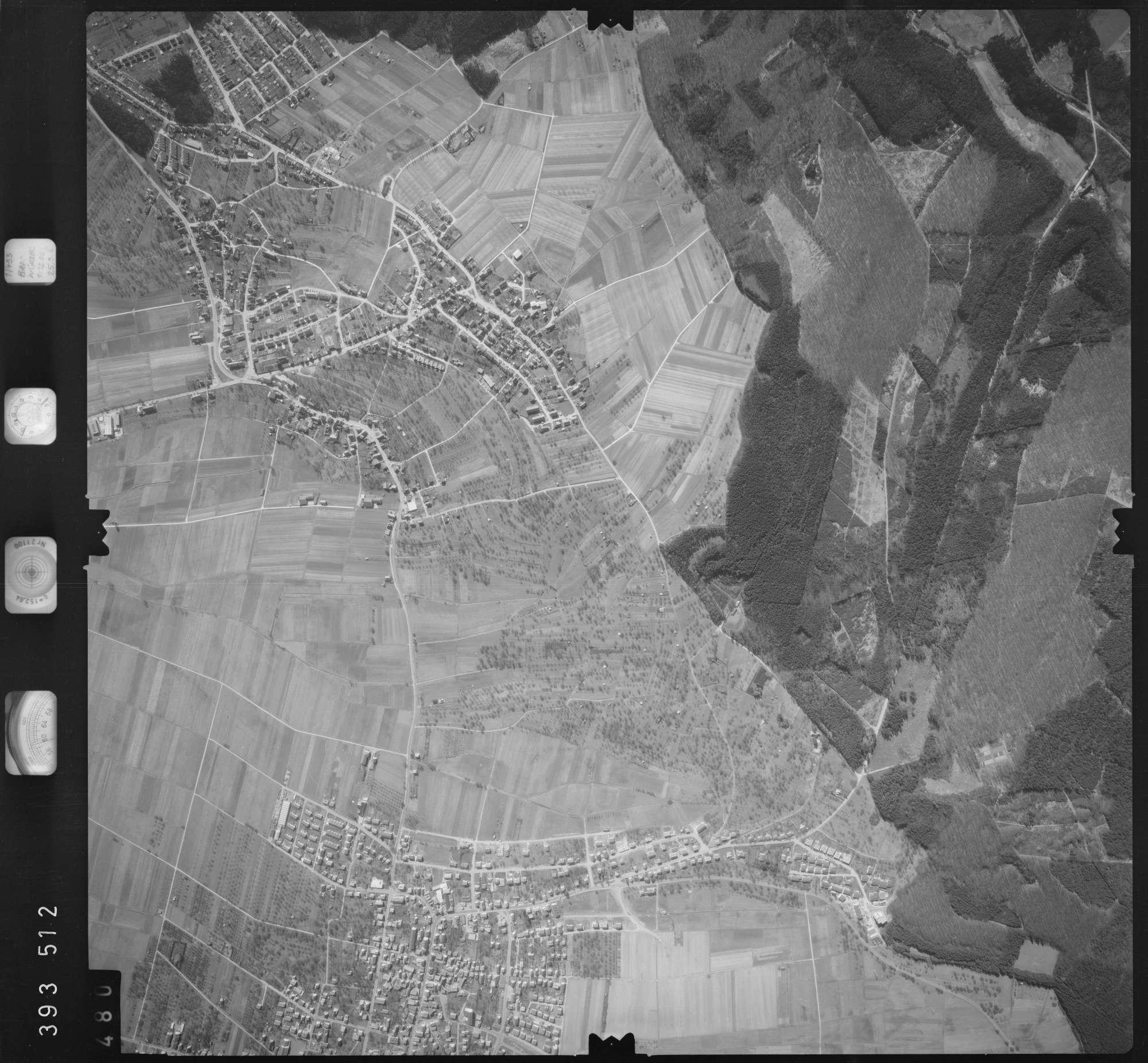 Luftbild: Film 13 Bildnr. 480, Bild 1