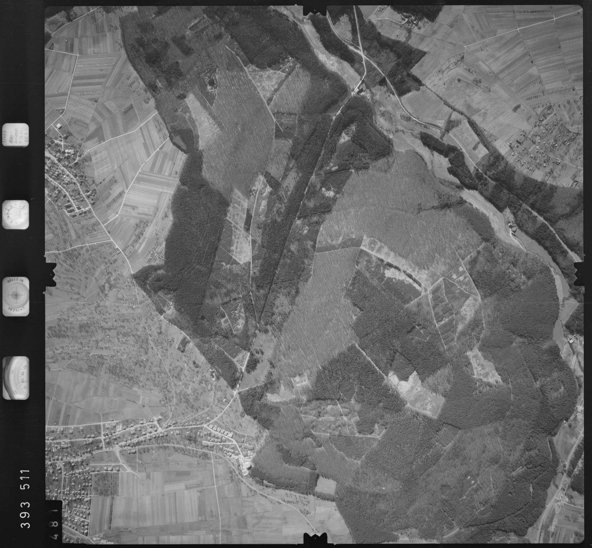 Luftbild: Film 13 Bildnr. 481, Bild 1