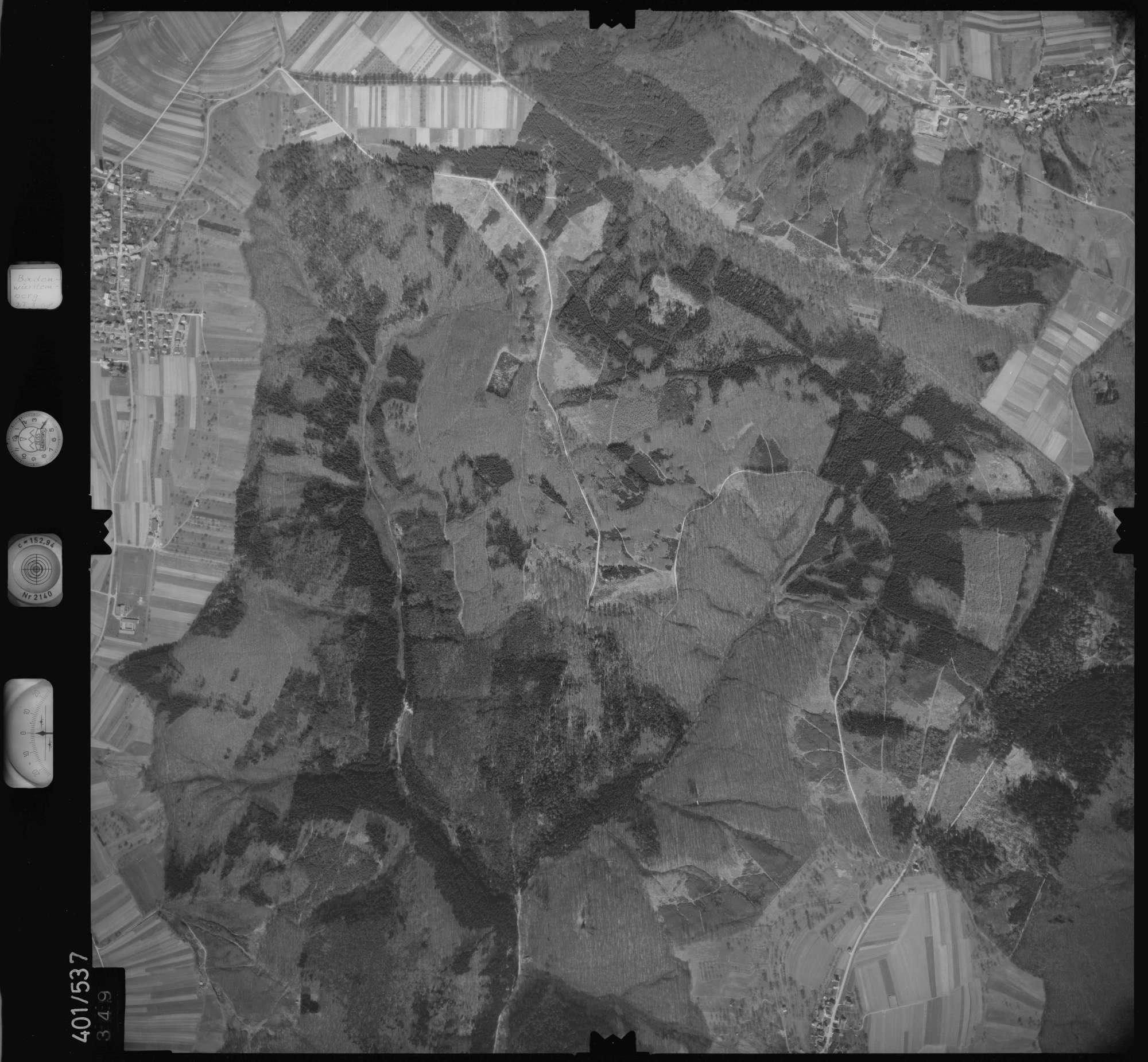 Luftbild: Film 10 Bildnr. 349, Bild 1