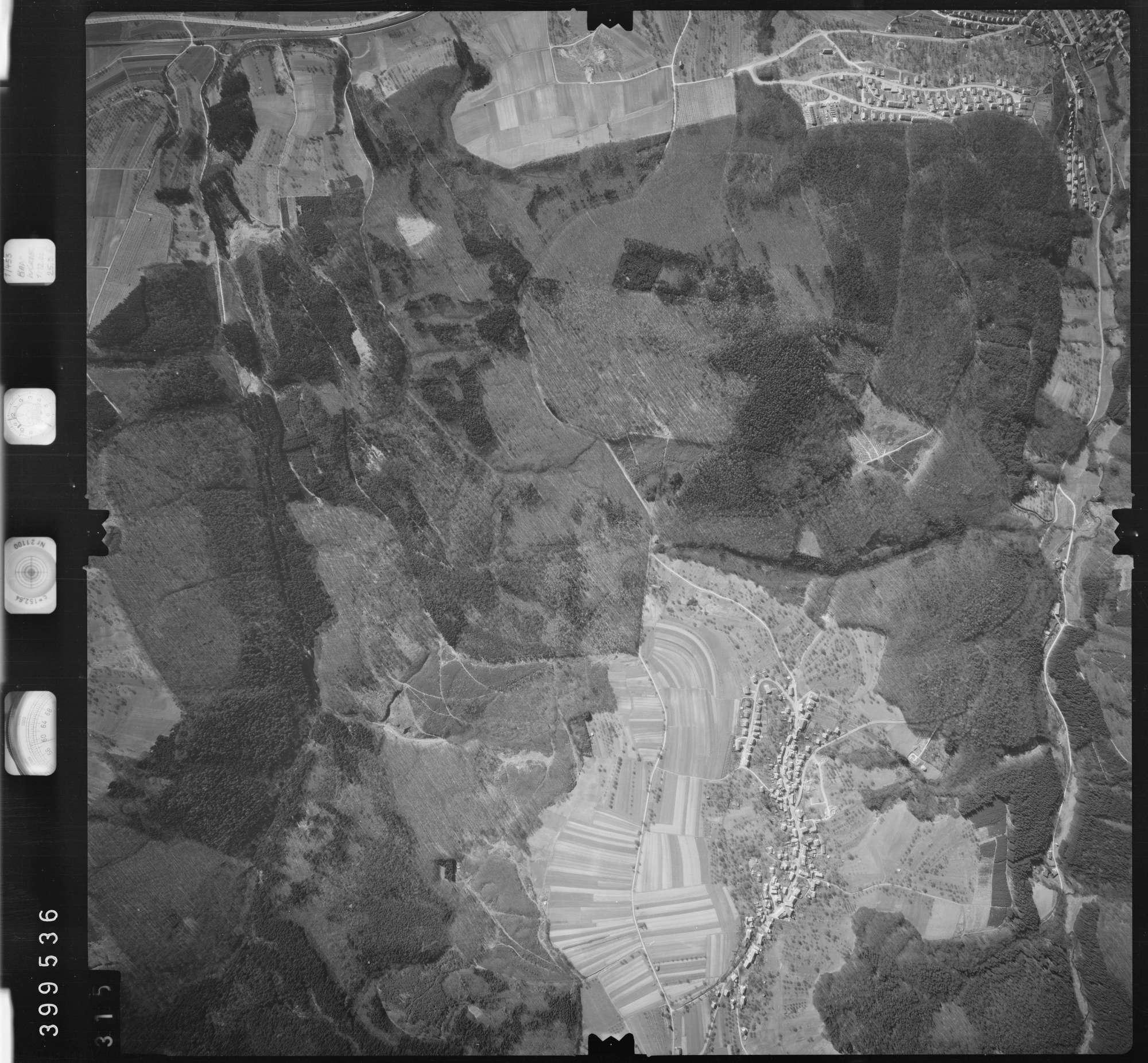 Luftbild: Film 13 Bildnr. 315, Bild 1