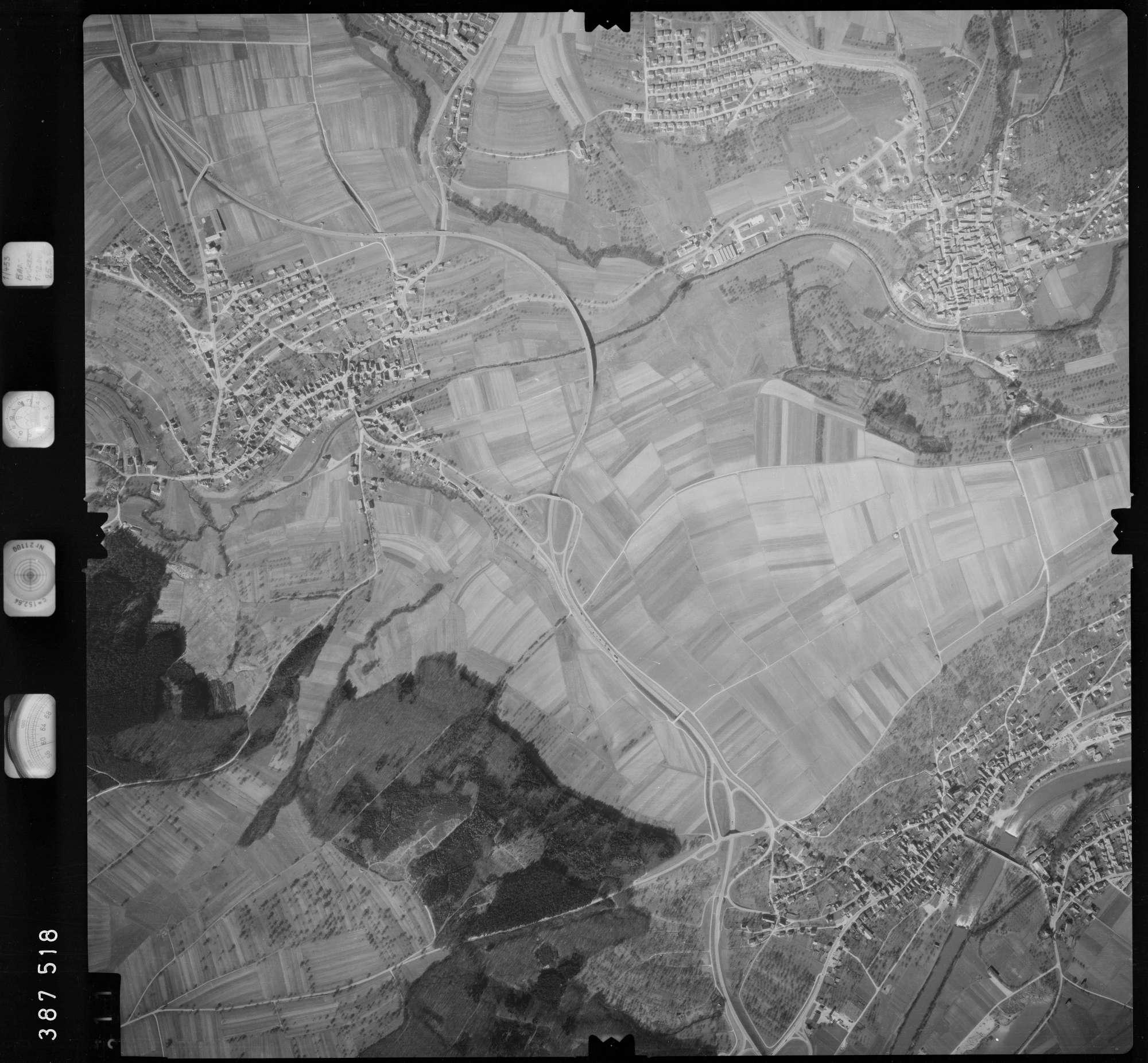 Luftbild: Film 23 Bildnr. 311, Bild 1