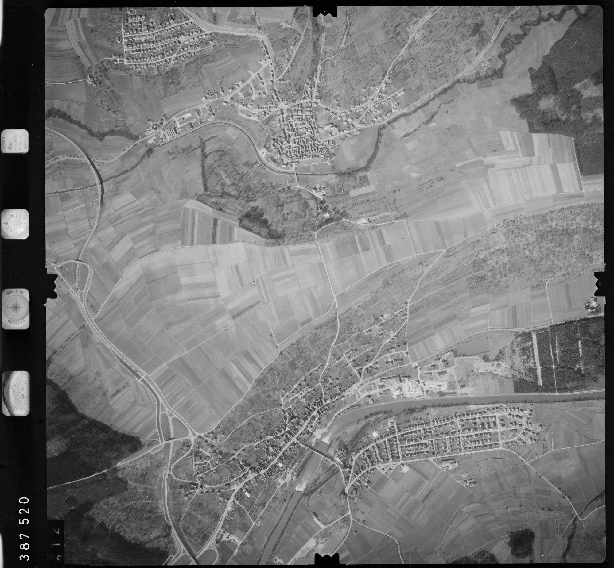 Luftbild: Film 23 Bildnr. 312, Bild 1