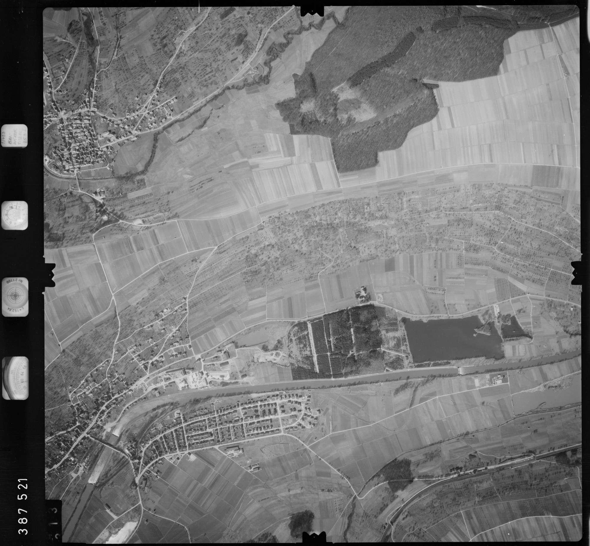 Luftbild: Film 23 Bildnr. 313, Bild 1
