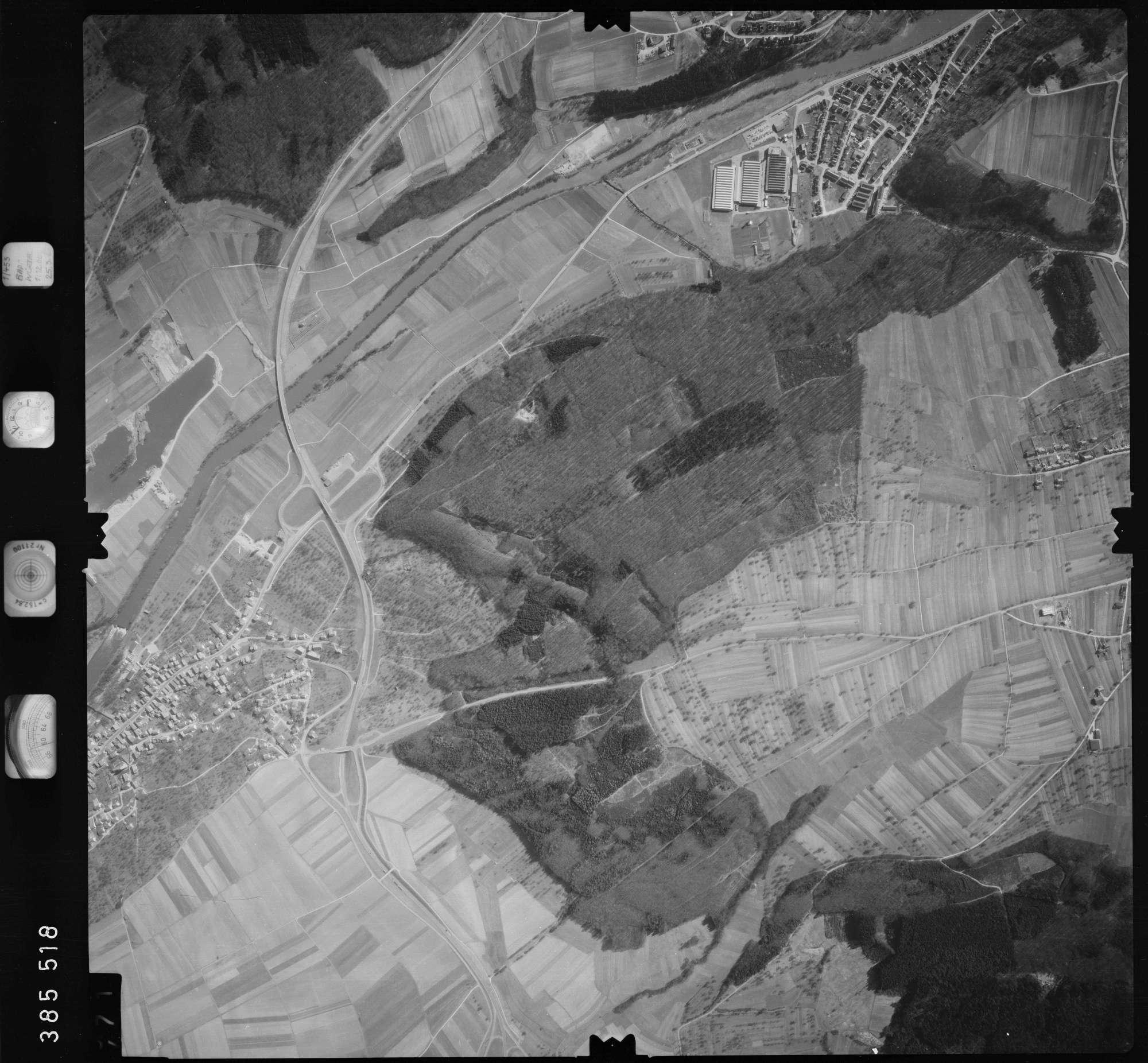 Luftbild: Film 23 Bildnr. 470, Bild 1