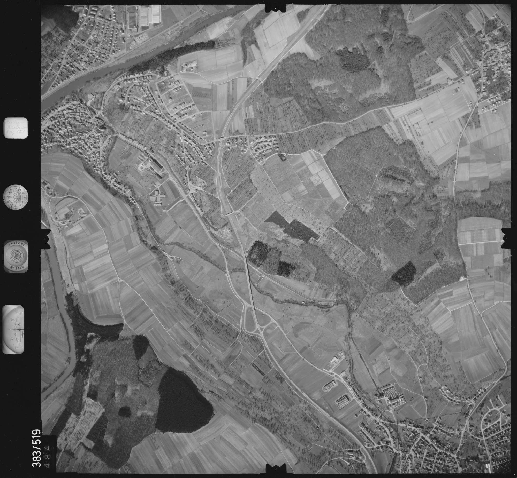 Luftbild: Film 26 Bildnr. 484, Bild 1