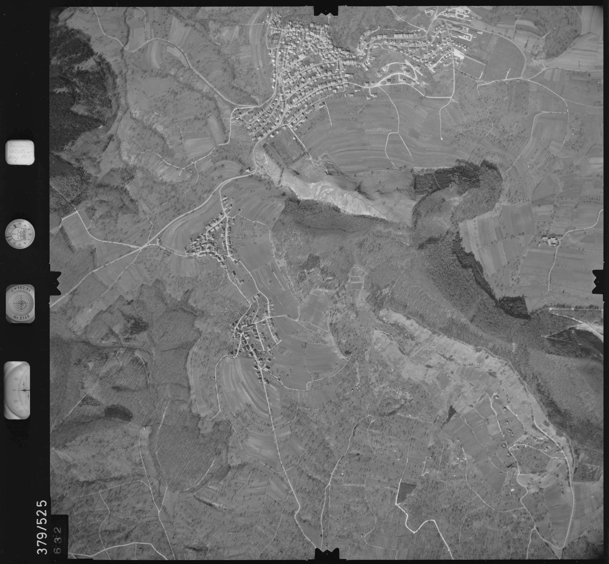 Luftbild: Film 31 Bildnr. 632, Bild 1