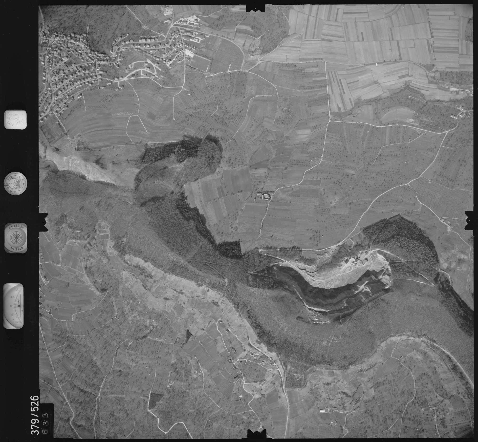 Luftbild: Film 31 Bildnr. 633, Bild 1
