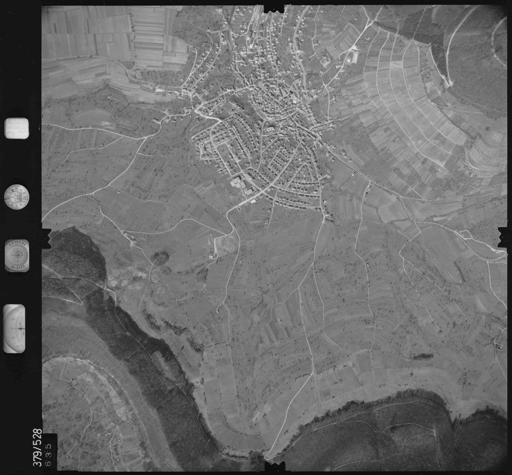 Luftbild: Film 31 Bildnr. 635, Bild 1