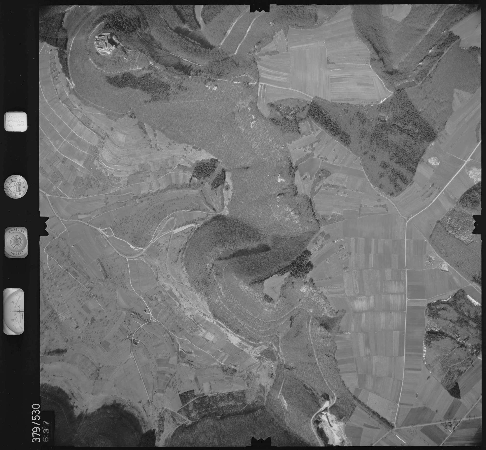 Luftbild: Film 31 Bildnr. 637, Bild 1